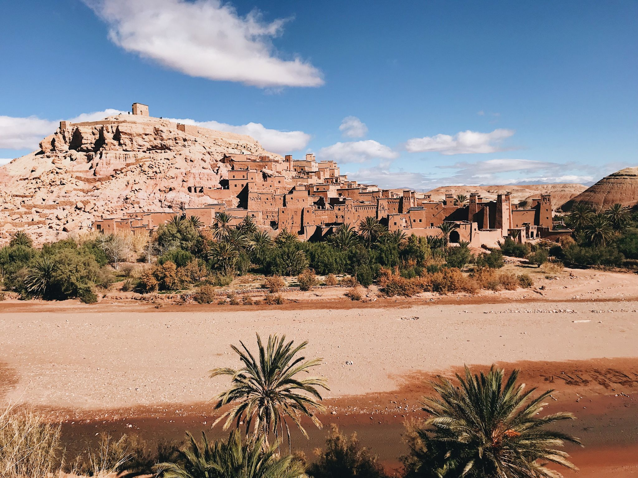 Aït Benhaddou Day trips from marrakech