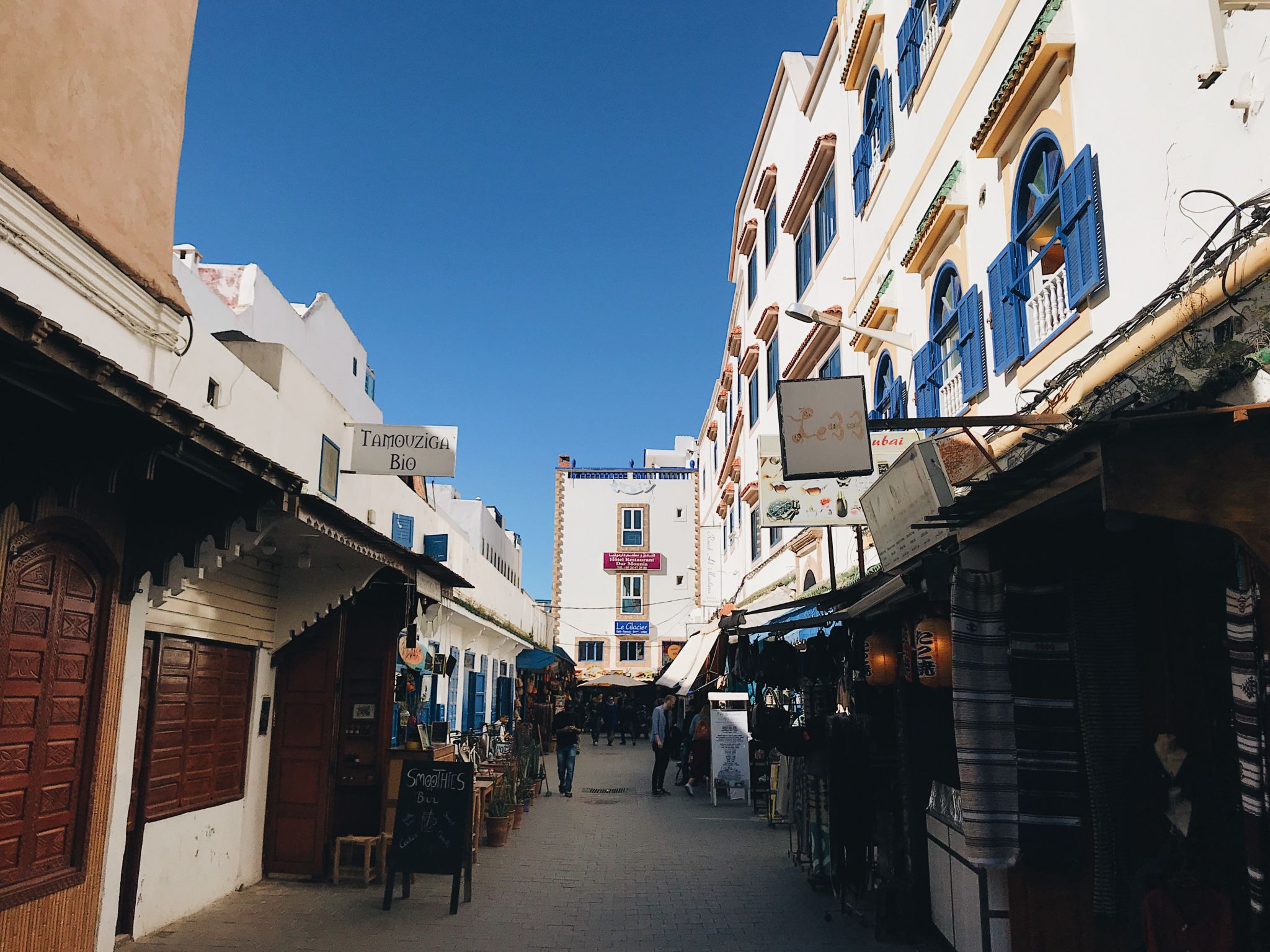 One week in Morocco essaouira