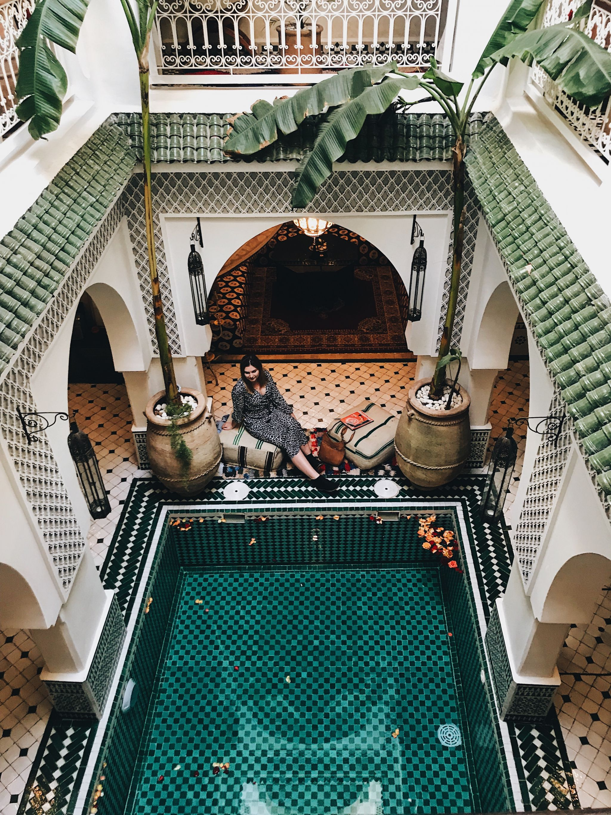 Morocco Vacation beautiful riad