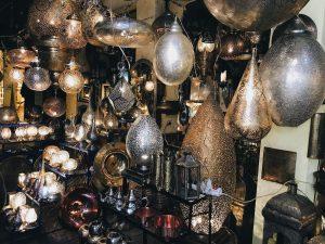 Marrakech Medina Souks (Morocco Vacation) 2