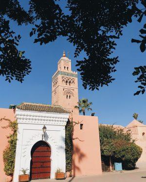 Koutoubia Mosque 1