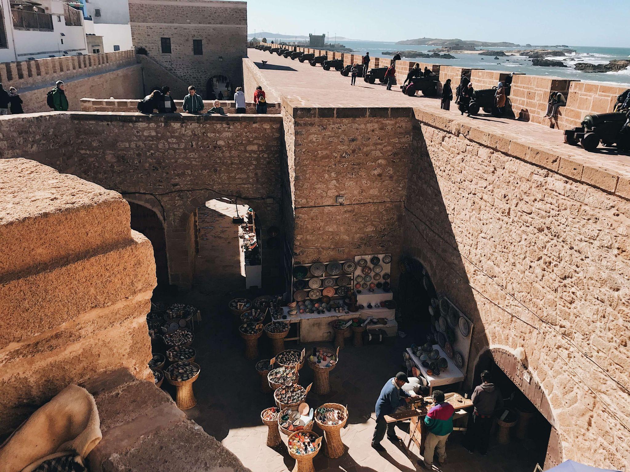 Essaouira as astapors walk of punishment