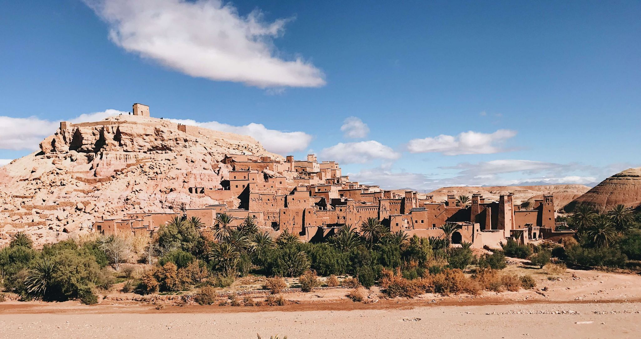 Ait Ben Haddou Game of Thrones Morocco 2