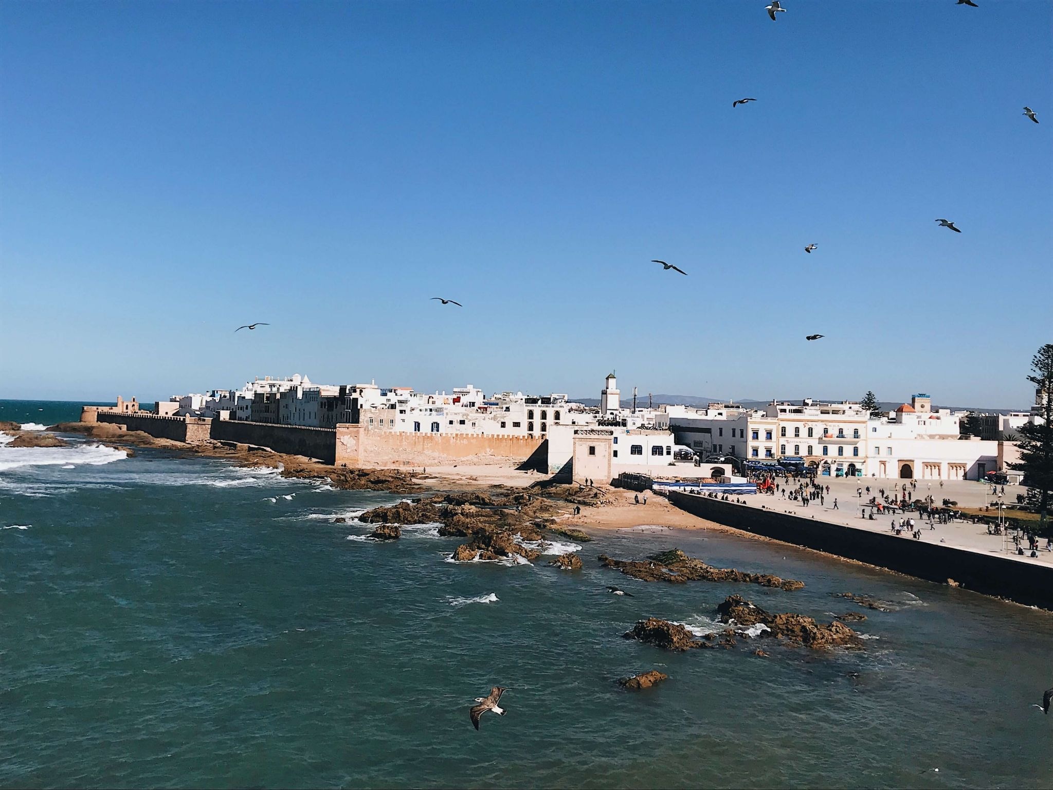 Essaouira game of thrones Morocco