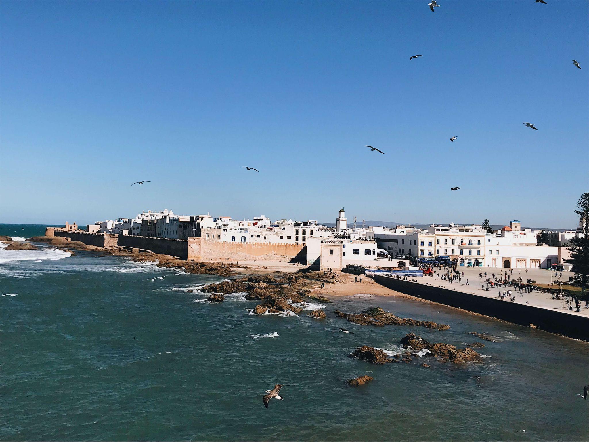 Essaouira game of thrones Morocco
