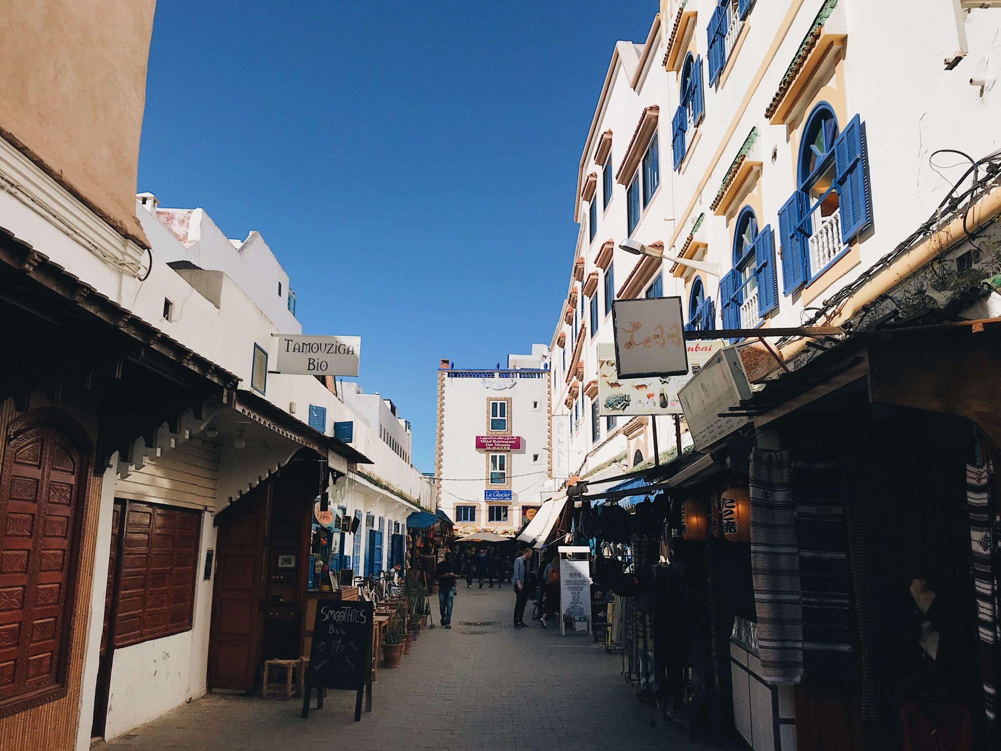 Game of Thrones Marrakech Trip to Essaouira