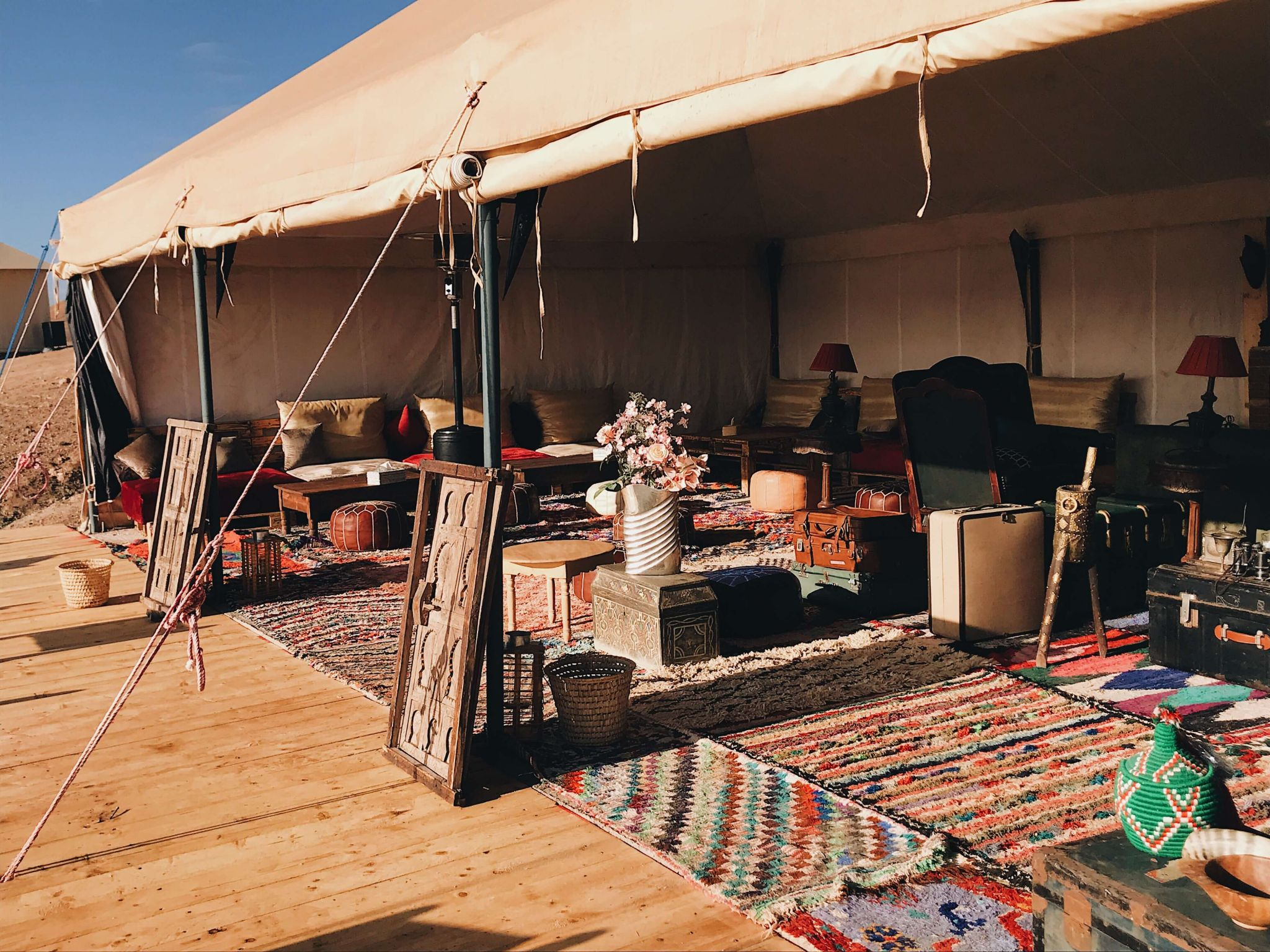 Agafay Desert Luxury Camp 2