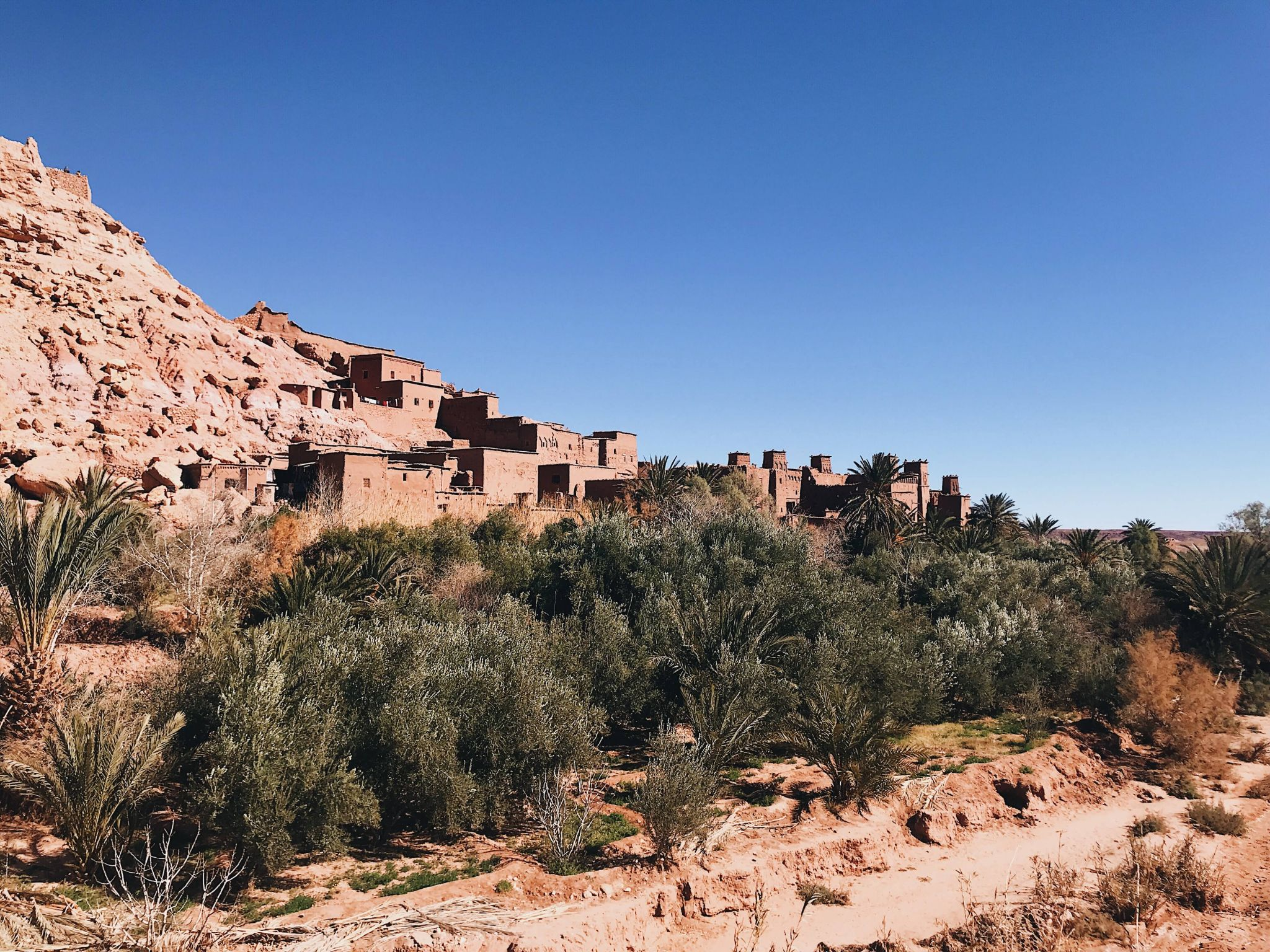 Ait Ben Haddou Game of Thrones Filming locations
