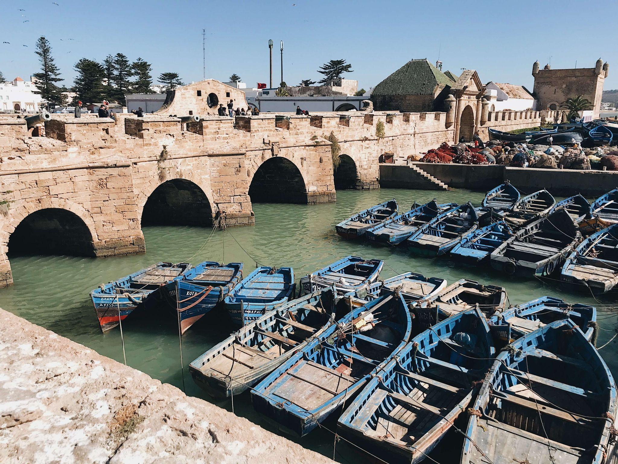 Essaouira Ramparts Sqala du Port
