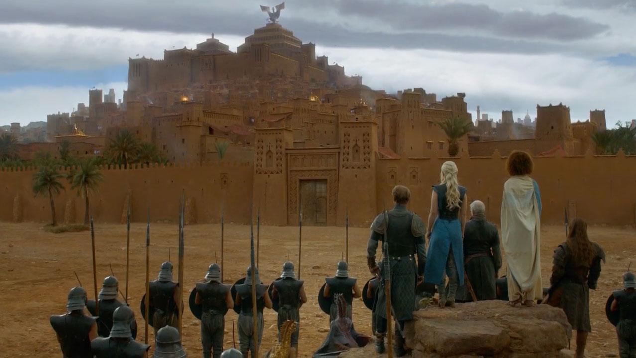 Yunkai Ait Ben Haddou Game of Thrones Morocco