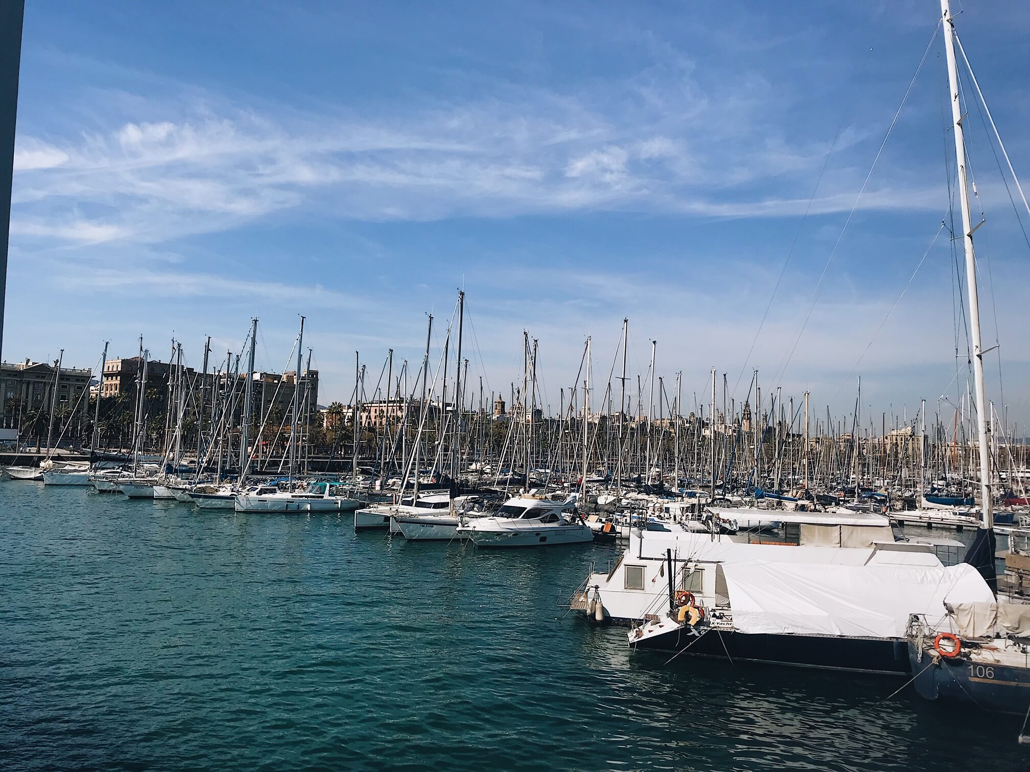 Barcelona in 2 days: Visit Port Vell