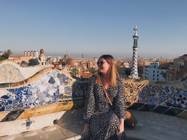 Barcelona Getaway: Park Güell