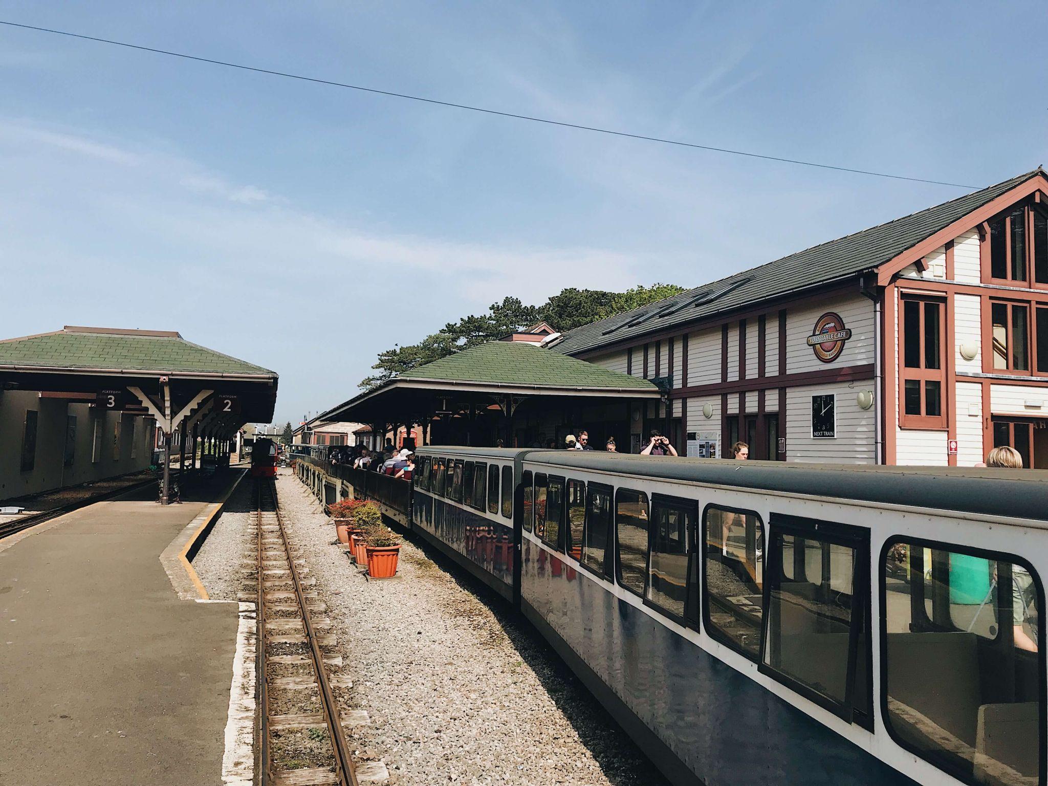 Eskdale railway