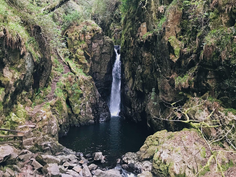 Waterfalls Lake District Activities