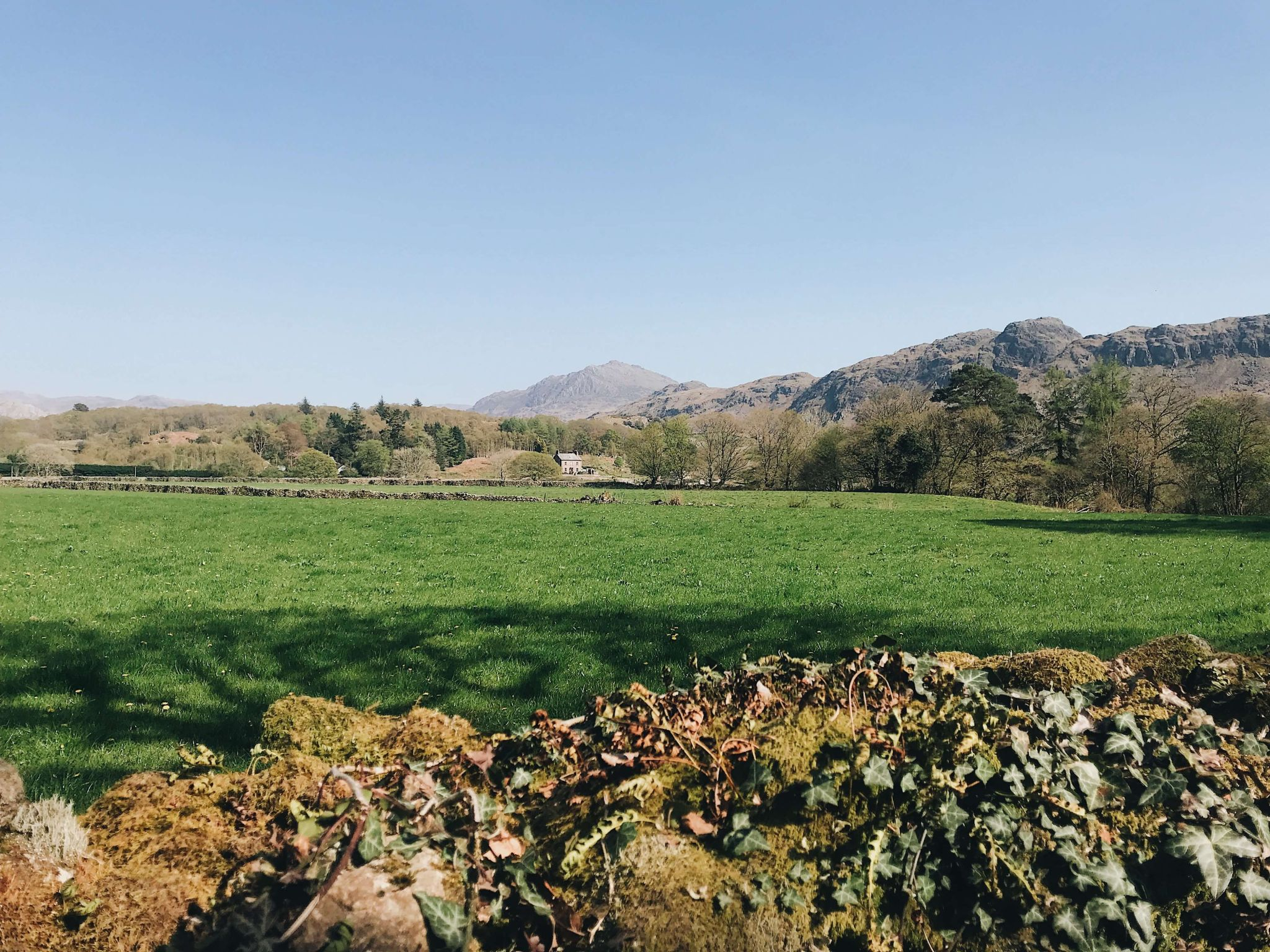 Eskdale accommodation - Eskdale Campsite