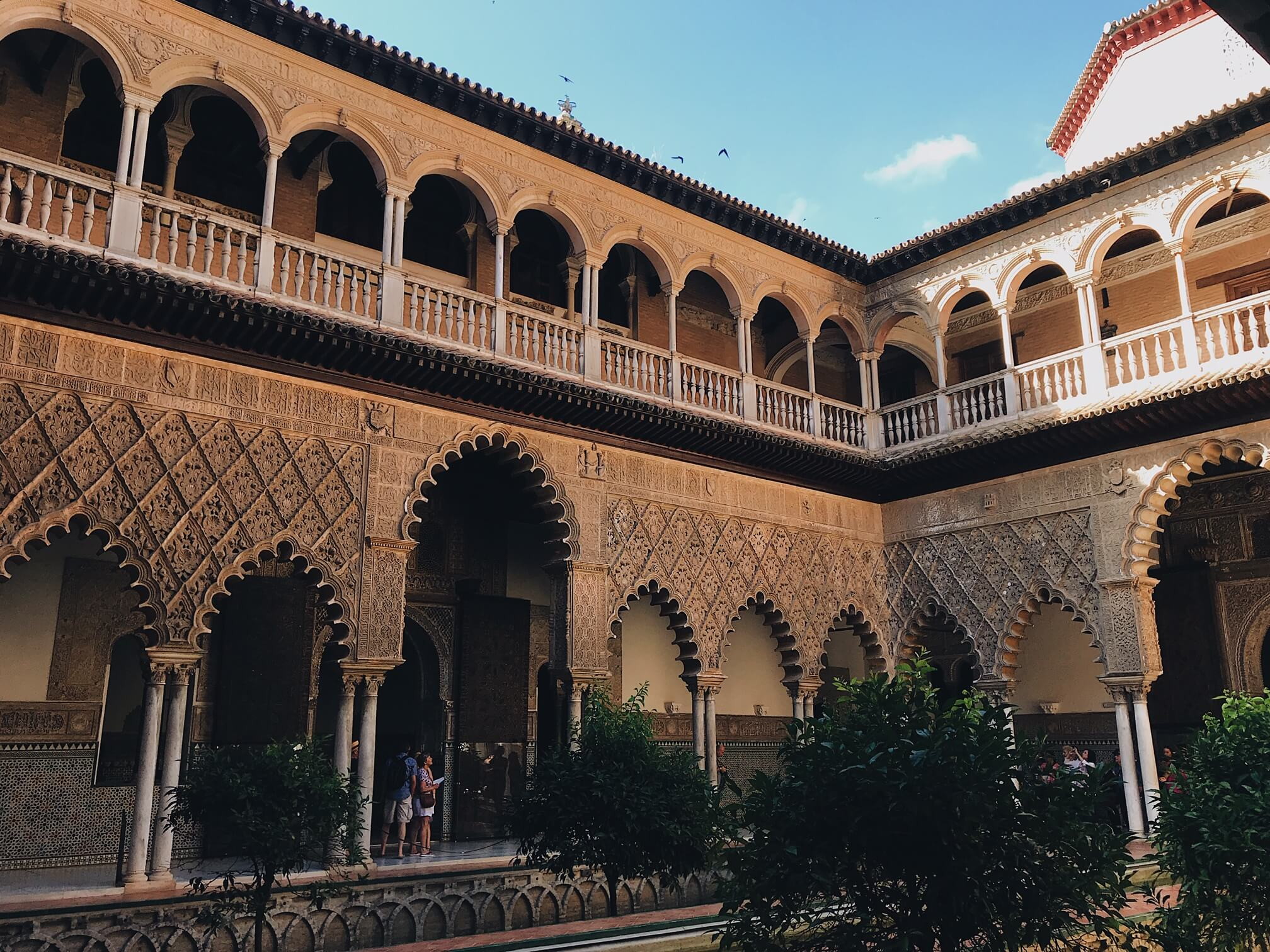Real Alcazar Things to do in seville