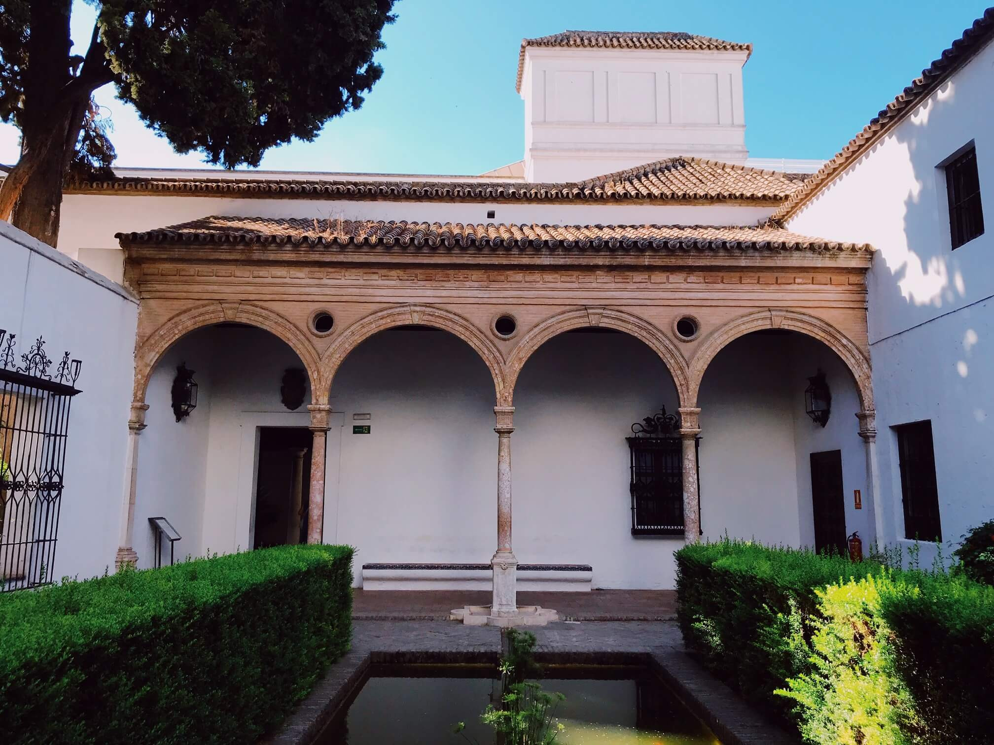 Real Alcazar Places to visit in Seville