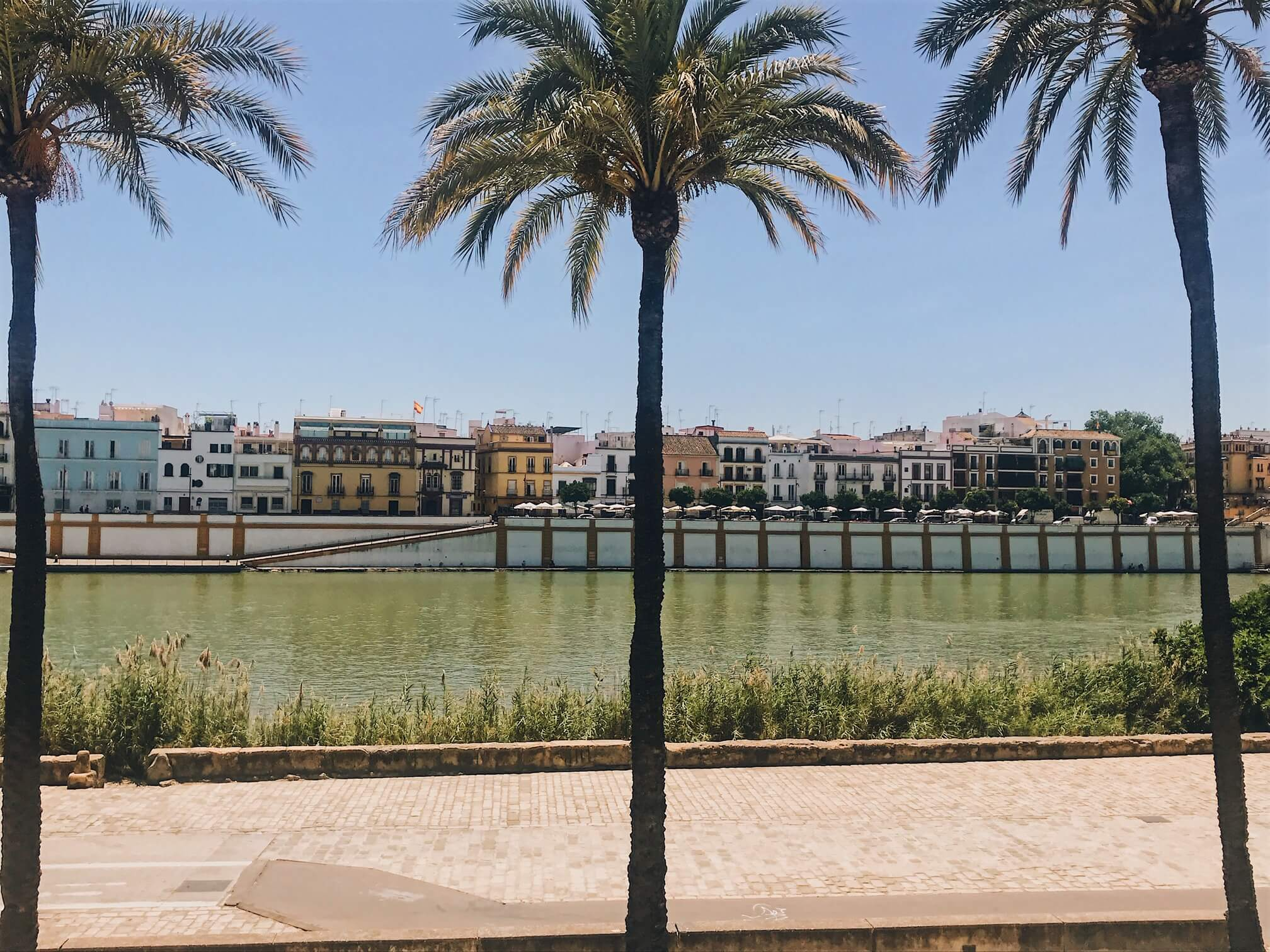 Seville spain things to do Triana neighbourhood