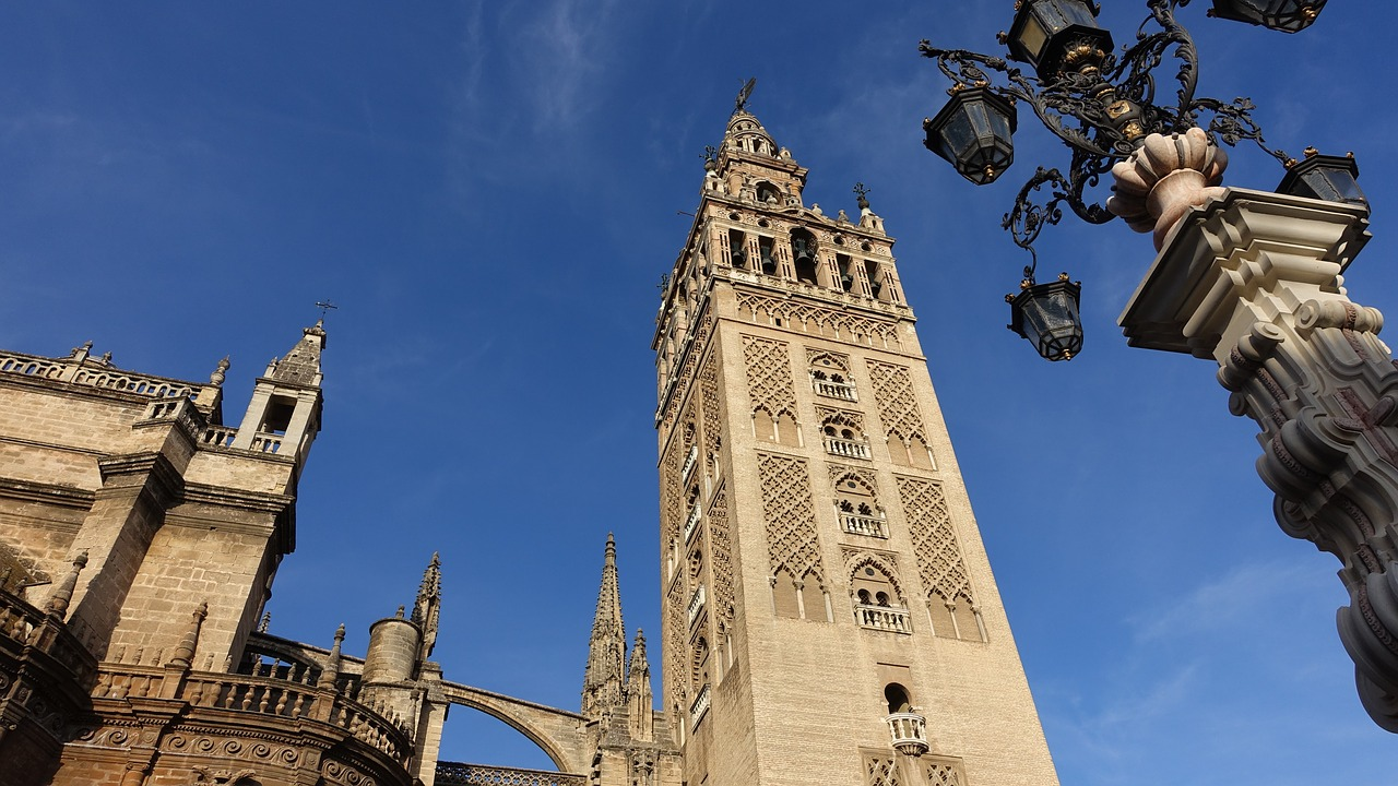 Giralda Bell Tower