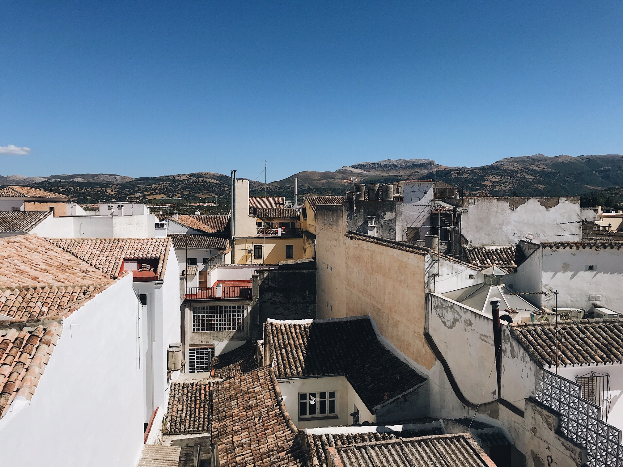 Day trips from seville ronda