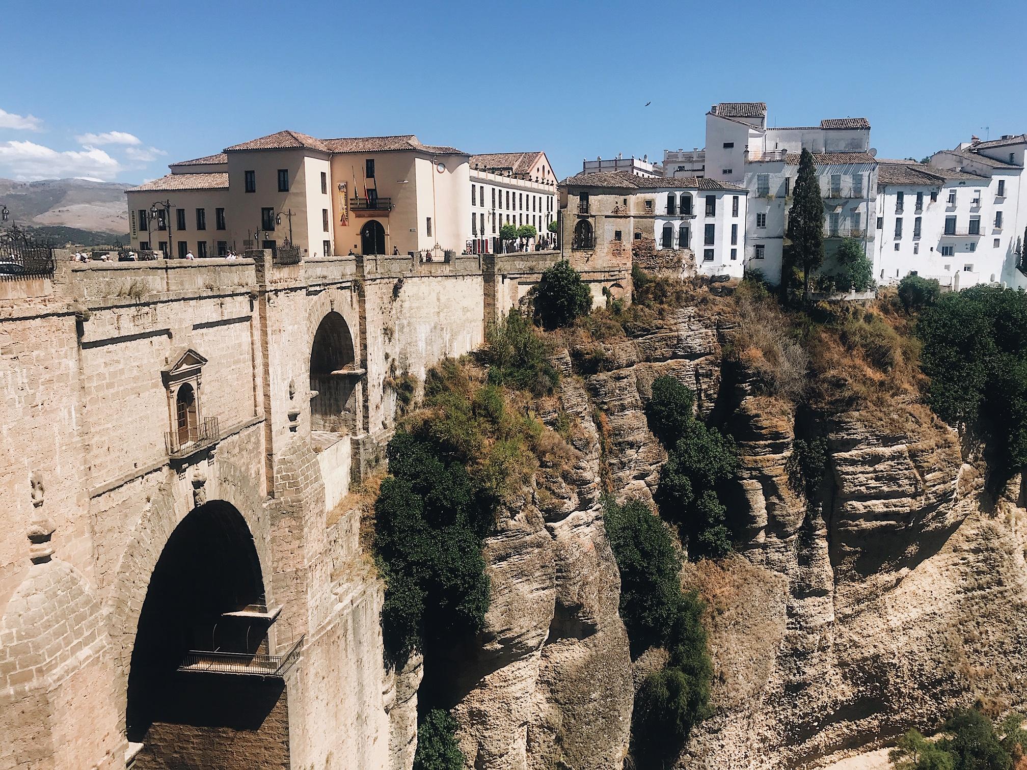Ronda Puente Nuevo New Bridge