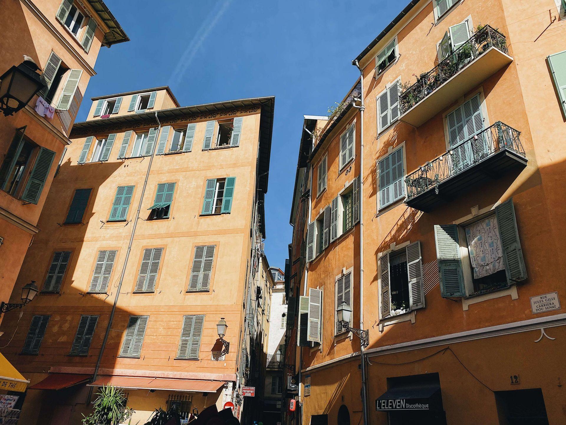 Nice old Town (Vieux Nice)