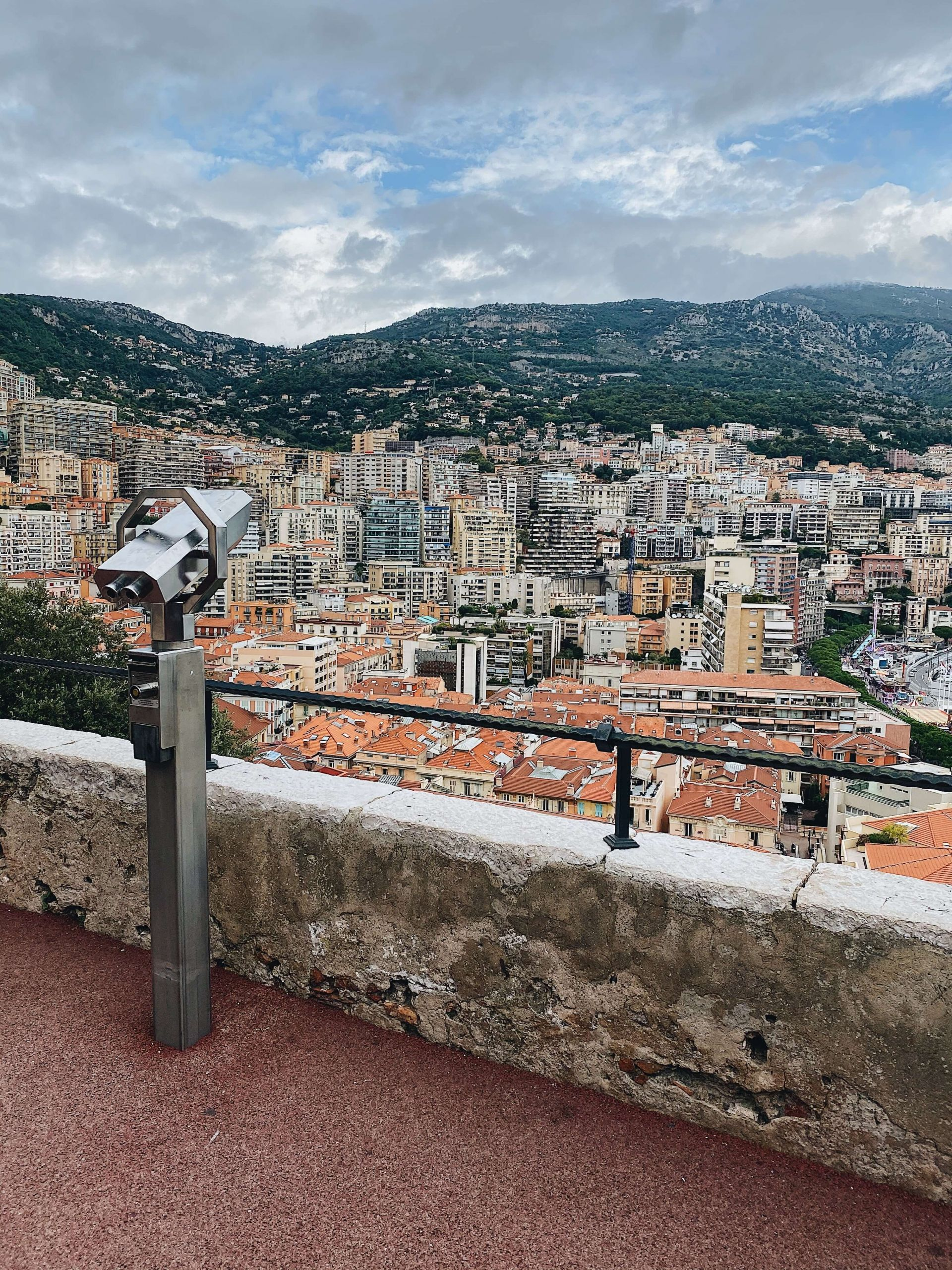 Monaco sightseeing