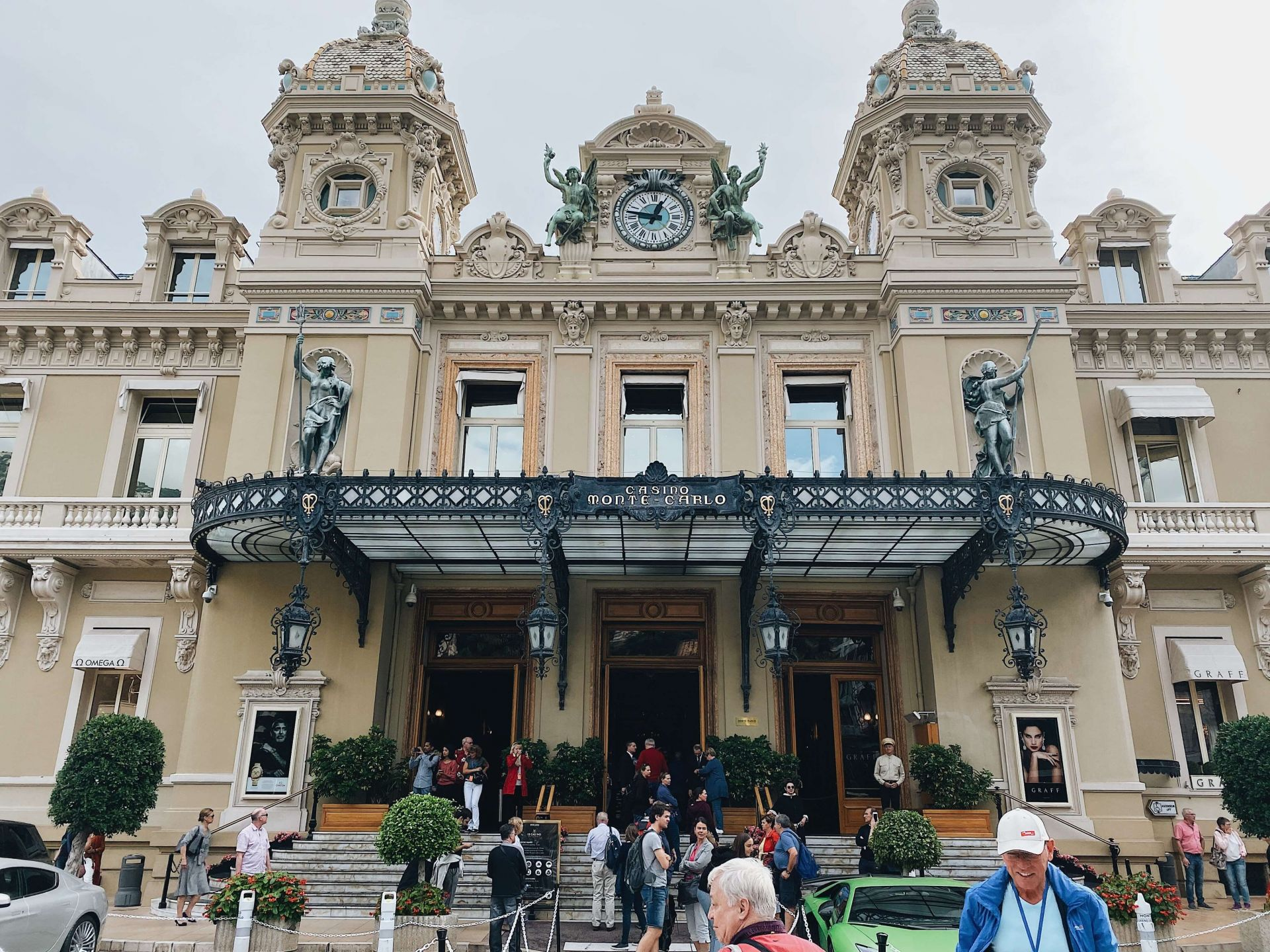 Nice to Monaco Day Trip: Monte Carlo Casino