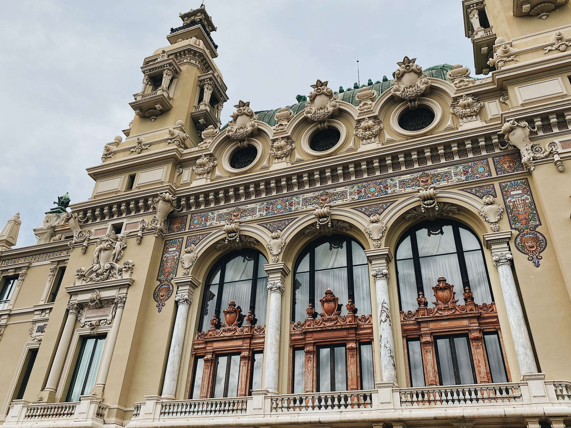 Day trips from Nice: Monte Carlo