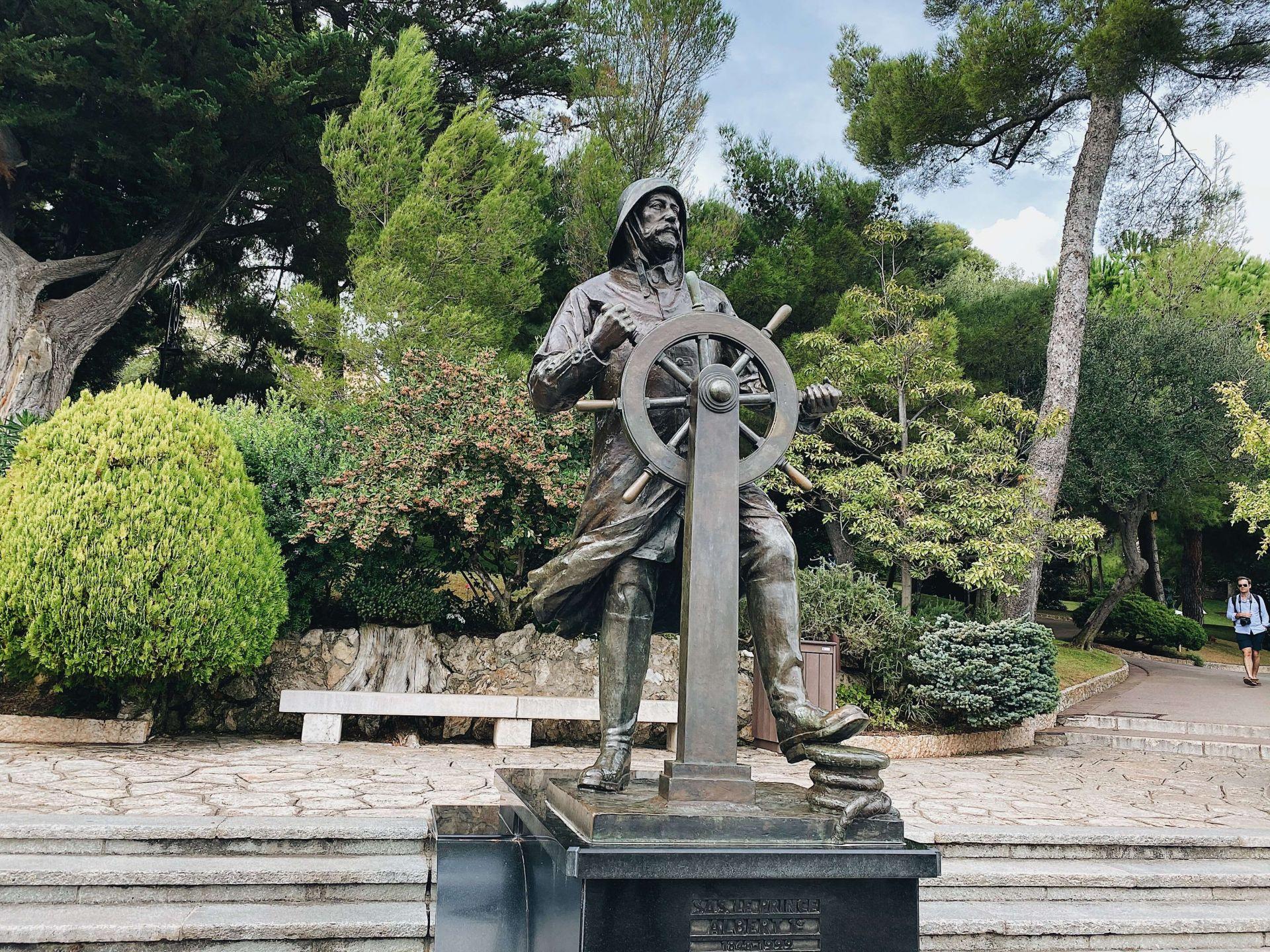 Jardin de Saint-Martin Monaco Day trip itinerary