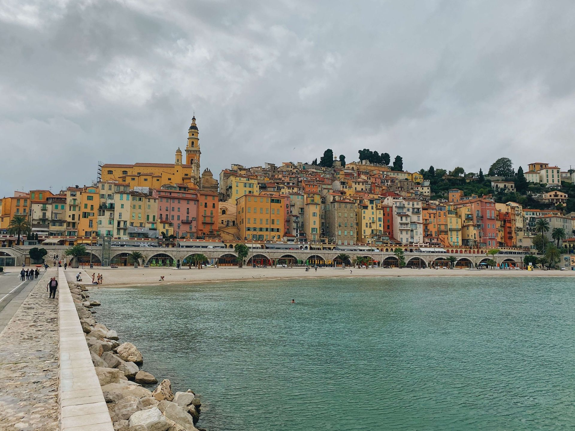 What to see in Menton