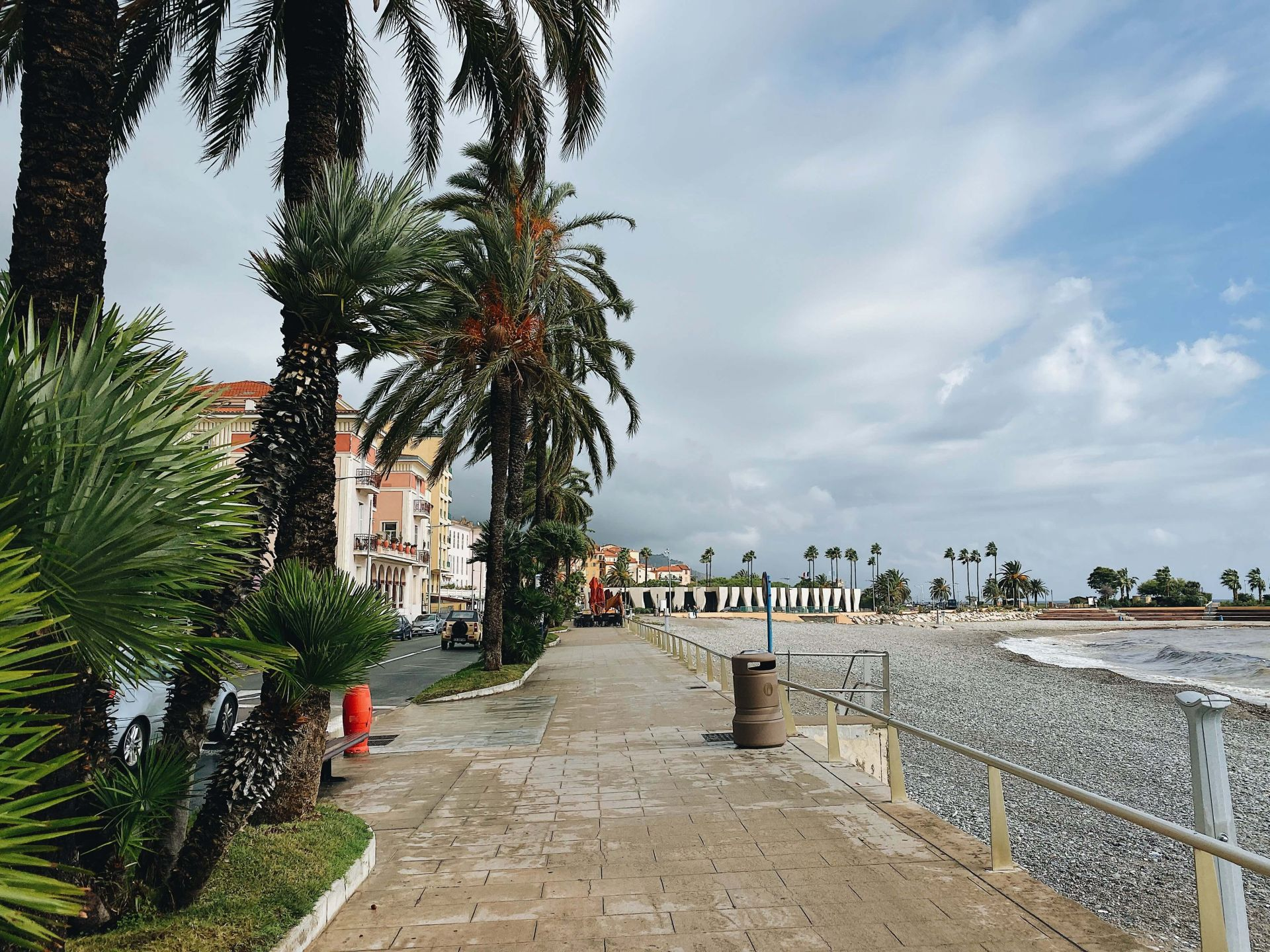 Things to do in Menton: Promenade du Soleil