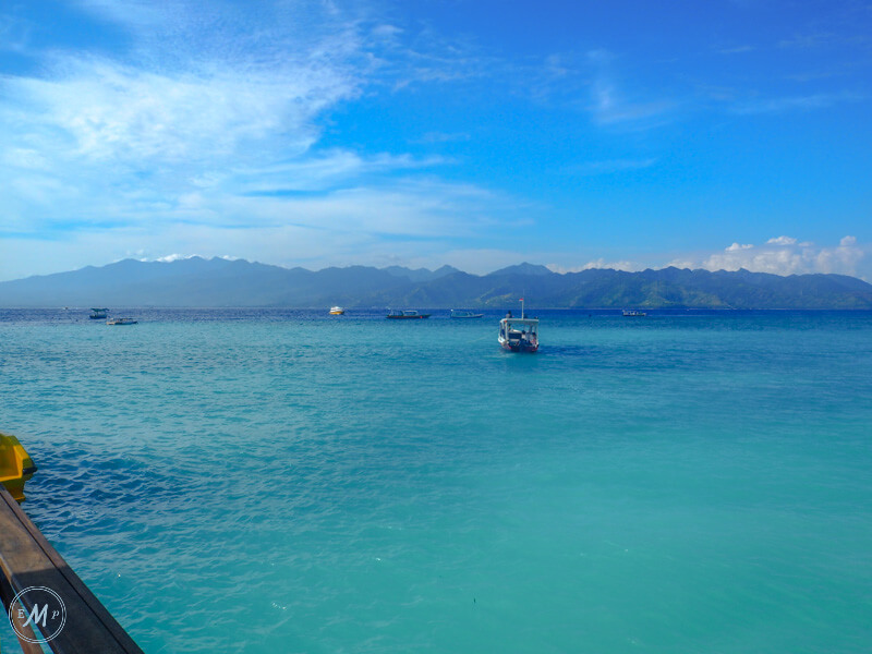 Gili Islands Itinerary
