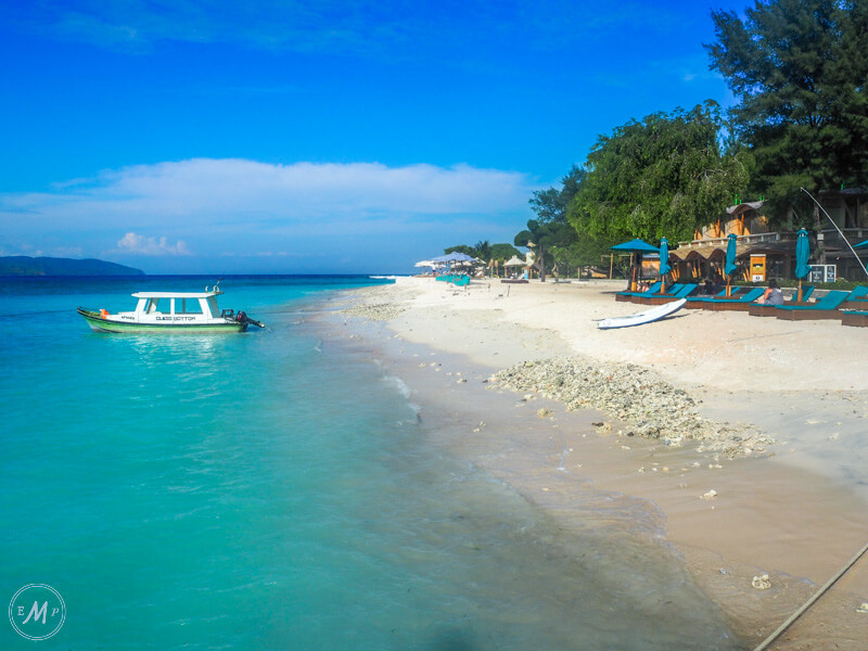 How many days in the Gili Islands