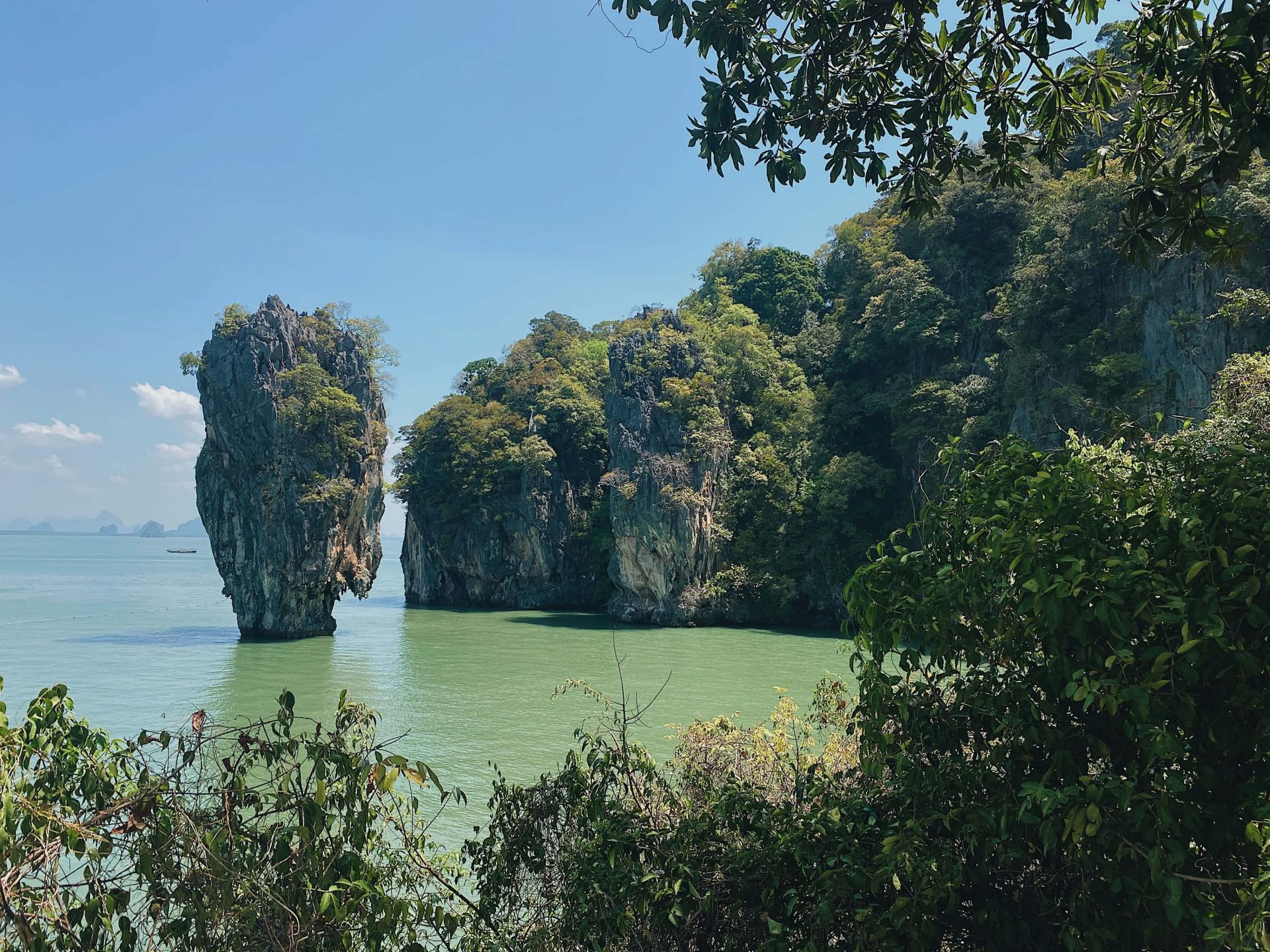 Best islands to visit in Thailand James Bond Island
