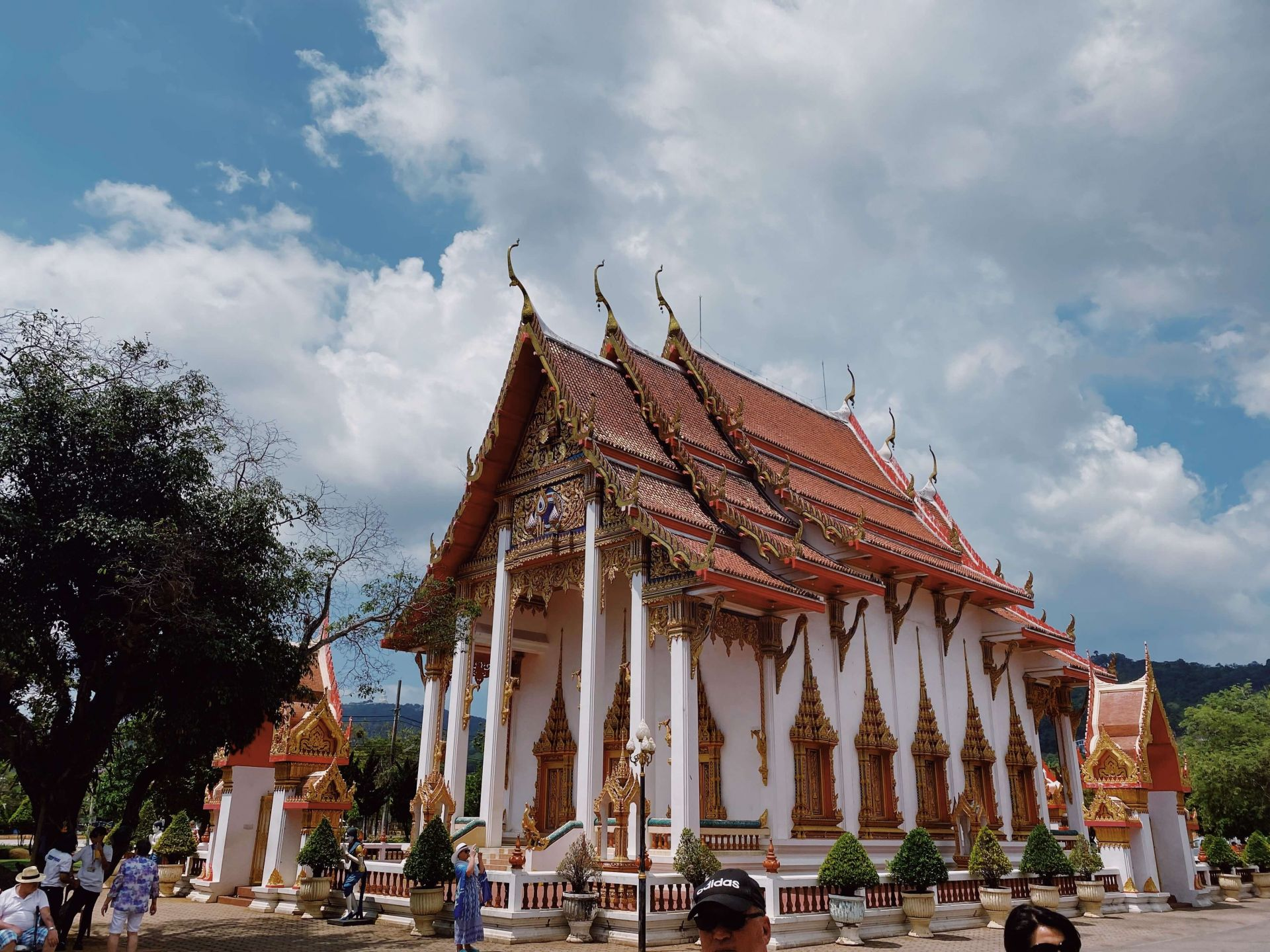 Best places to visit in Phuket Wat Chalong Temple