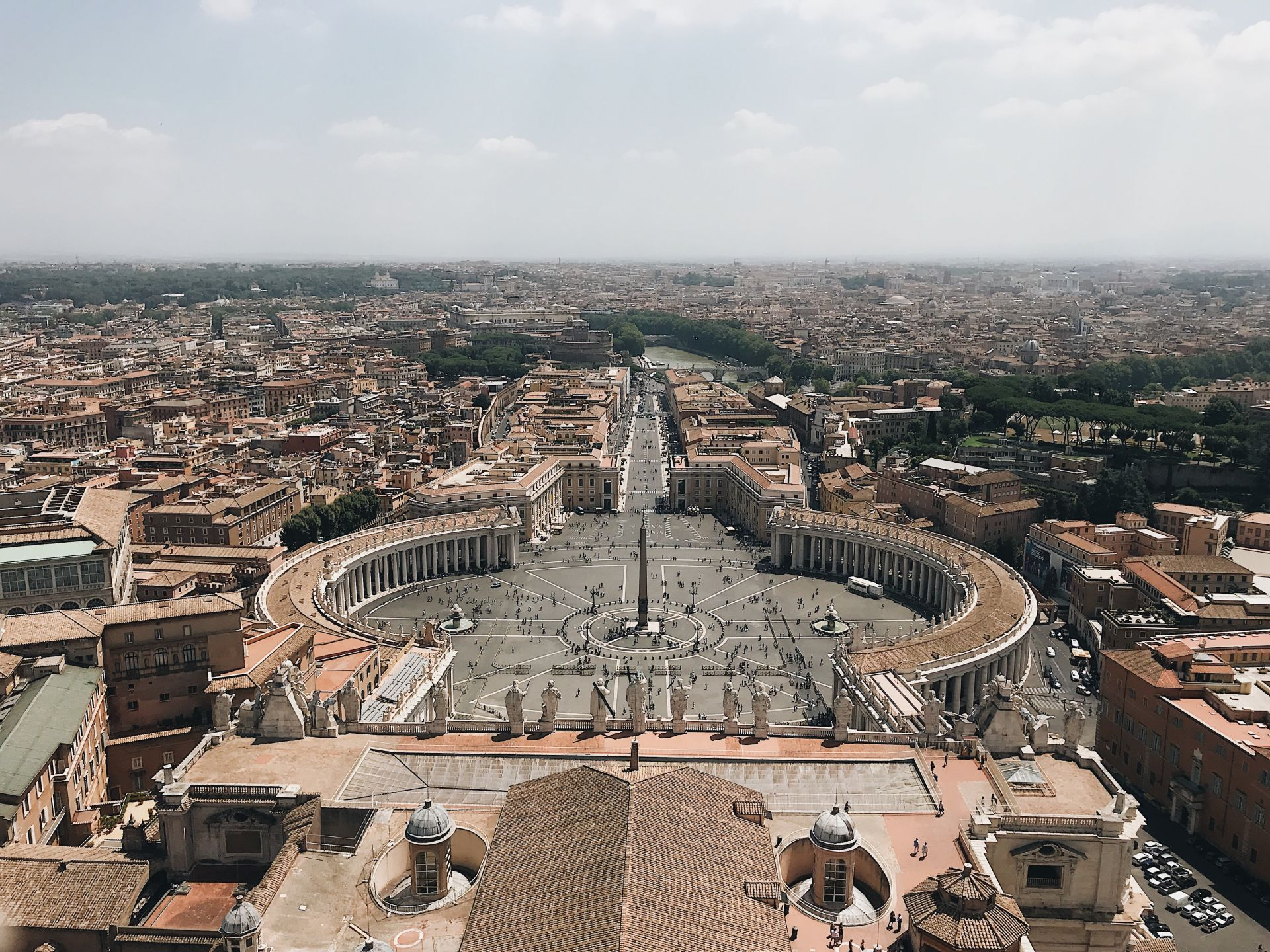 week in Rome: the Vatican