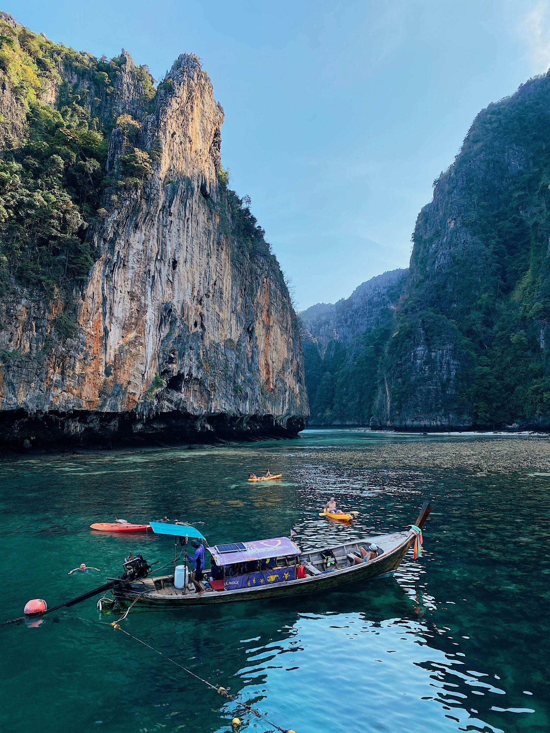 One week in Thailand island hopping itinerary
