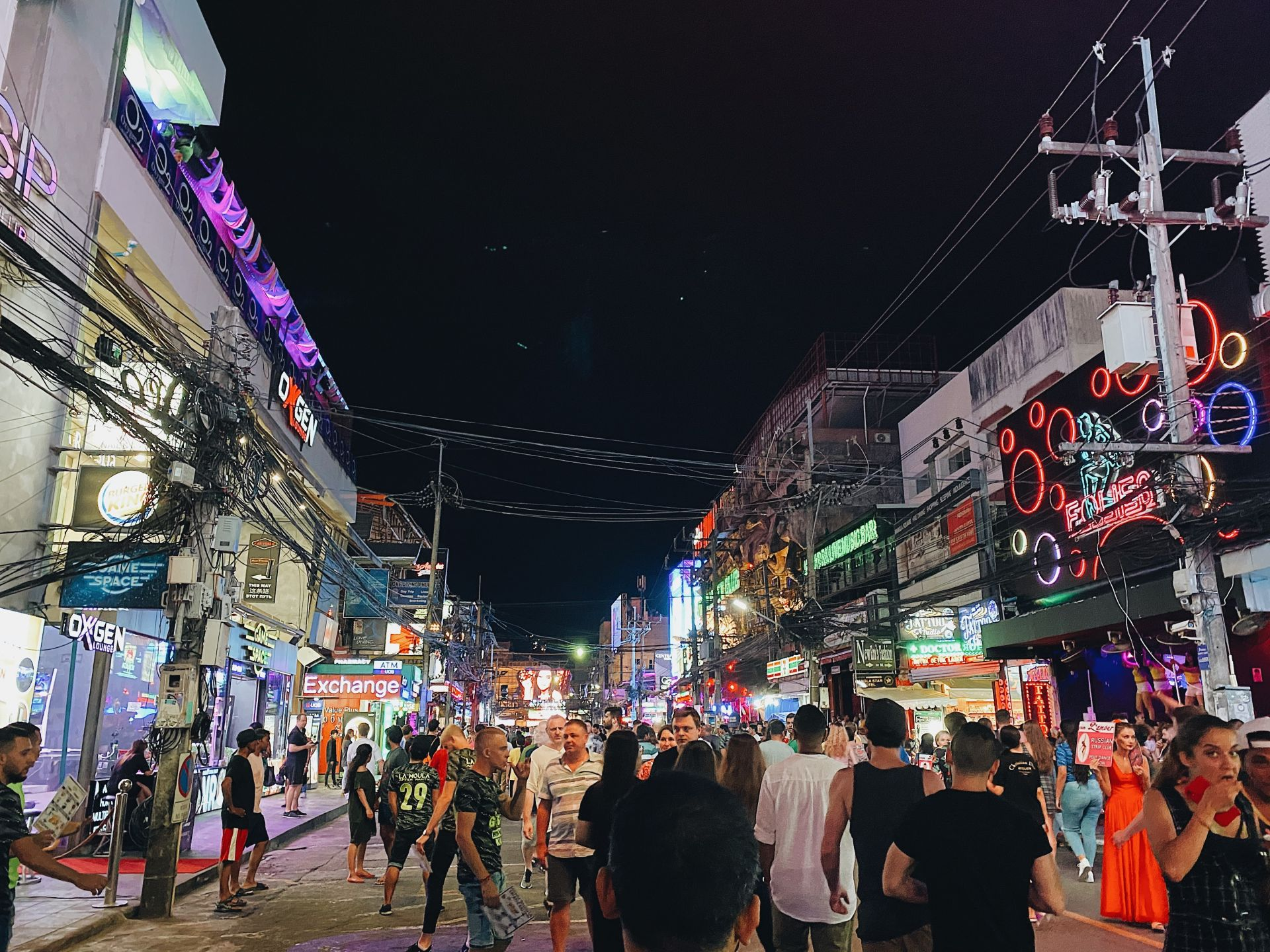 What to do in Phuket Bangla Road