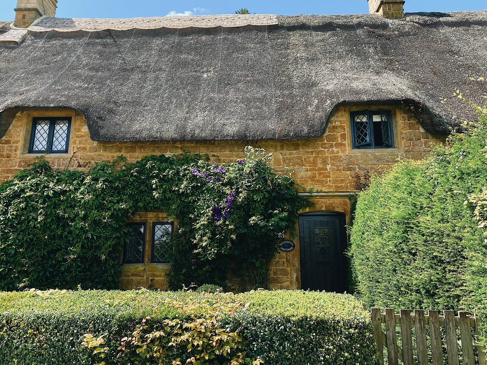 cotswolds villages great tew