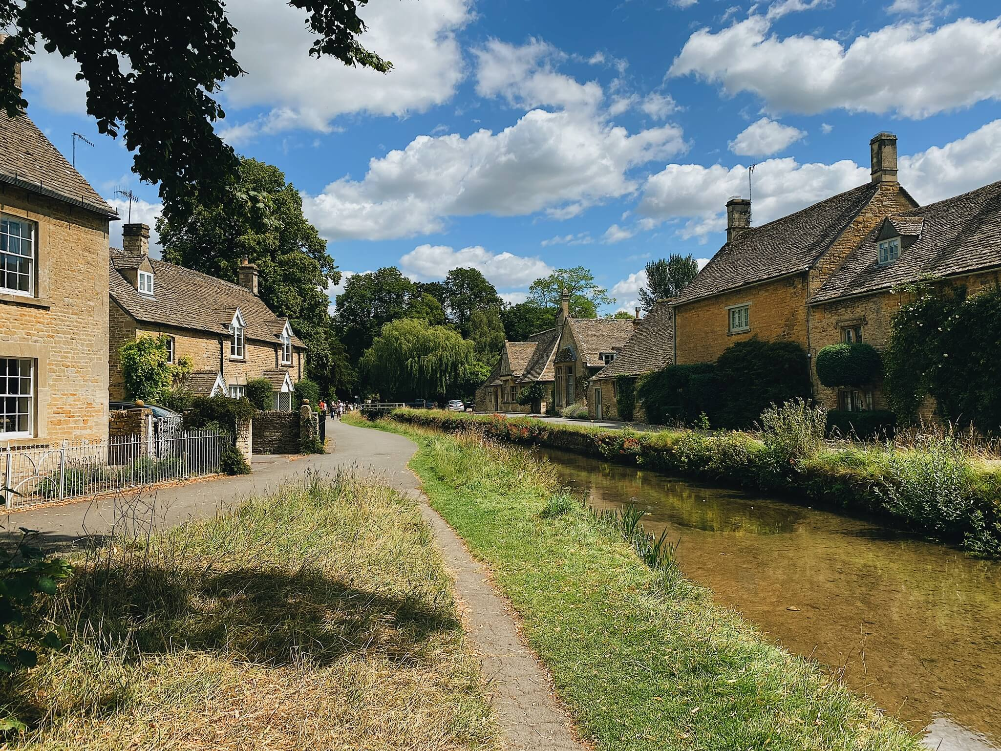 the slaughters Best villages in the cotswolds