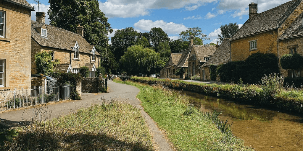 The best villages in the Cotswolds to visit!