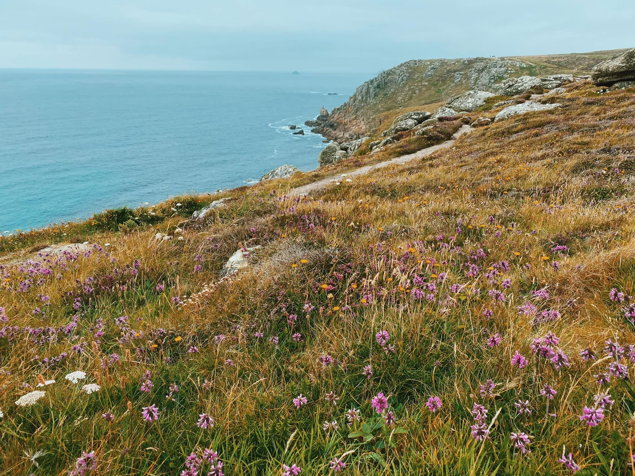 Holiday to Cornwall (Lands End)