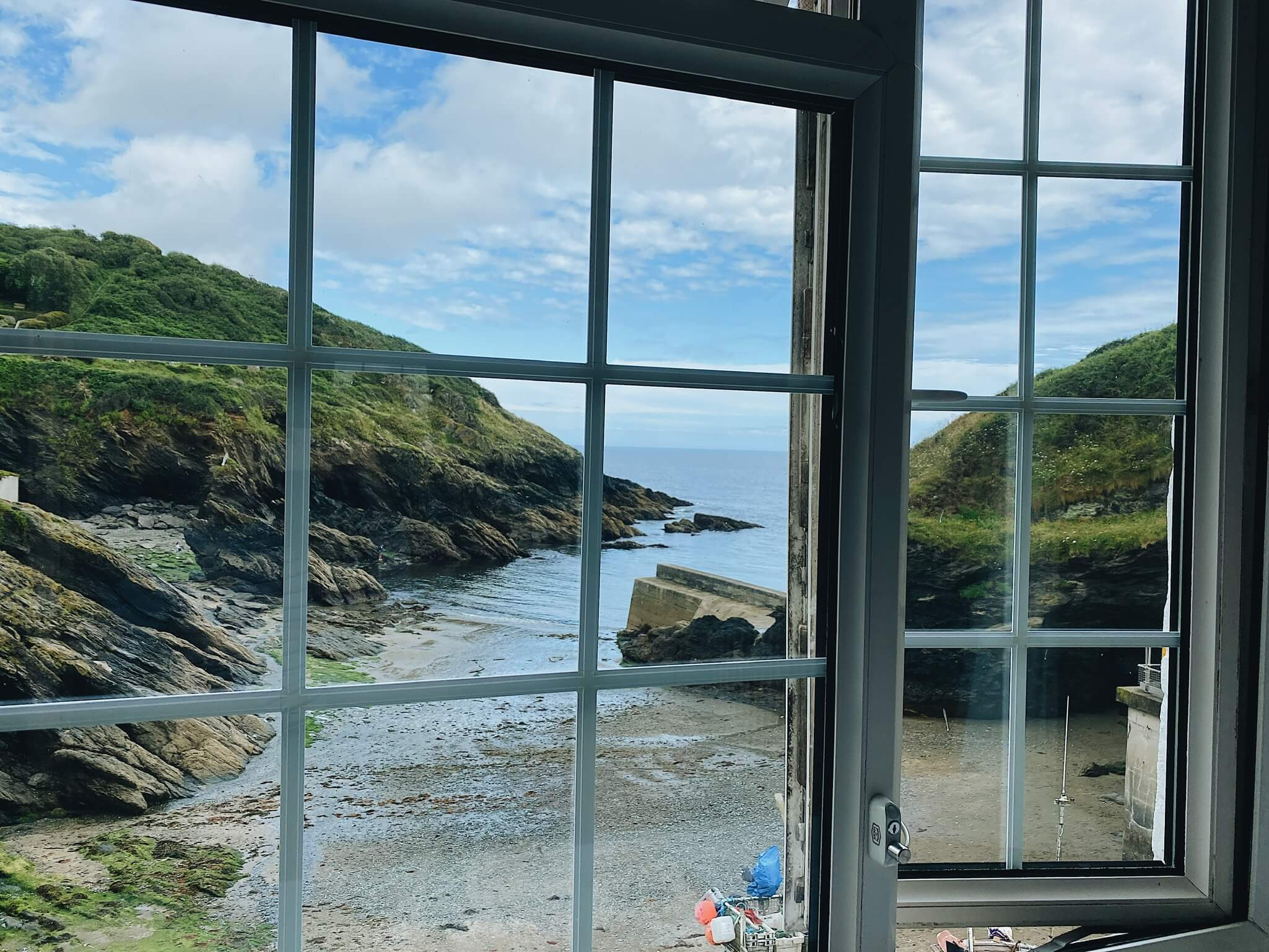 best places to stay in Cornwall (The Lugger Portloe)