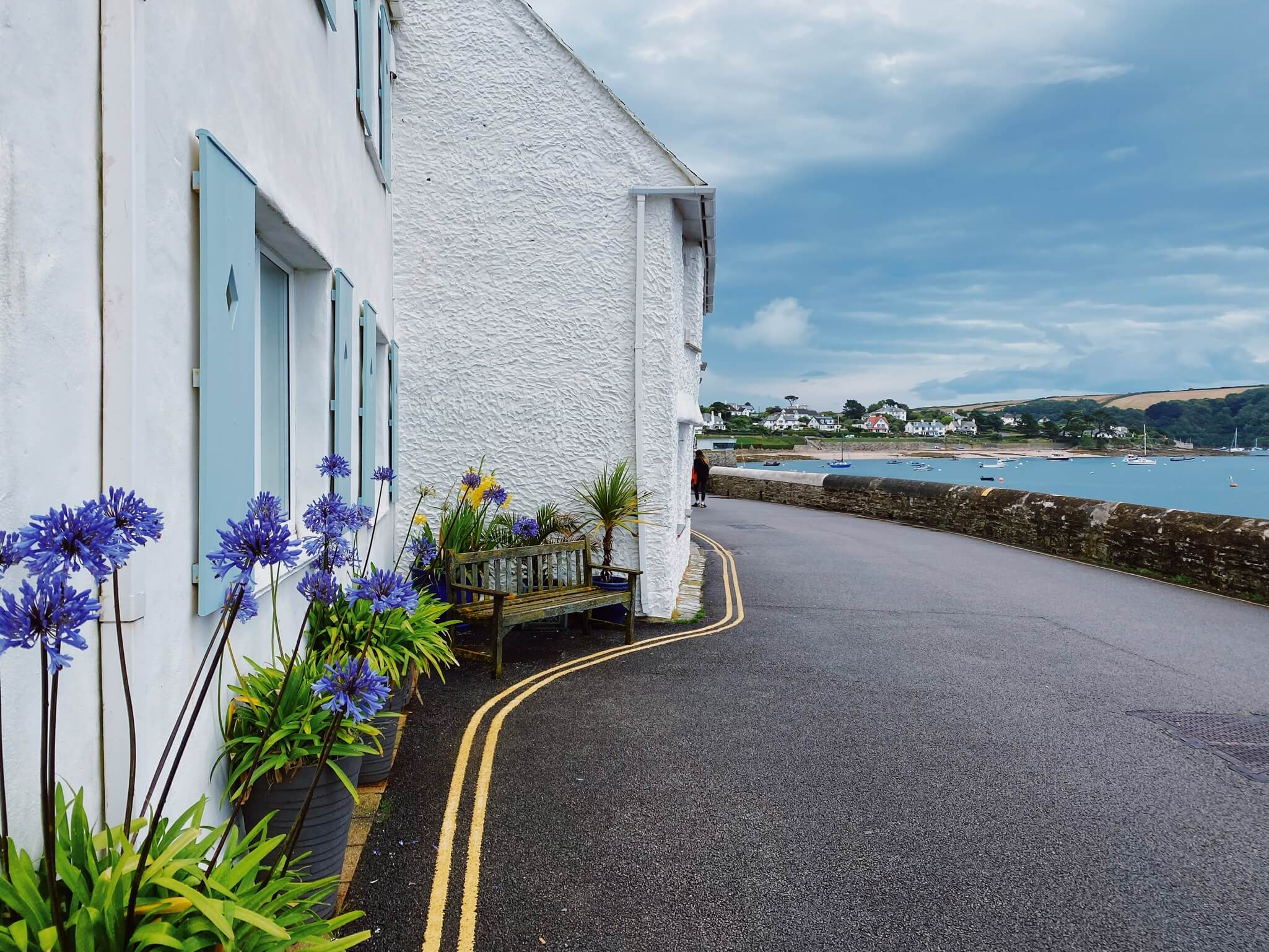 Saint Mawes Cornwall Holiday