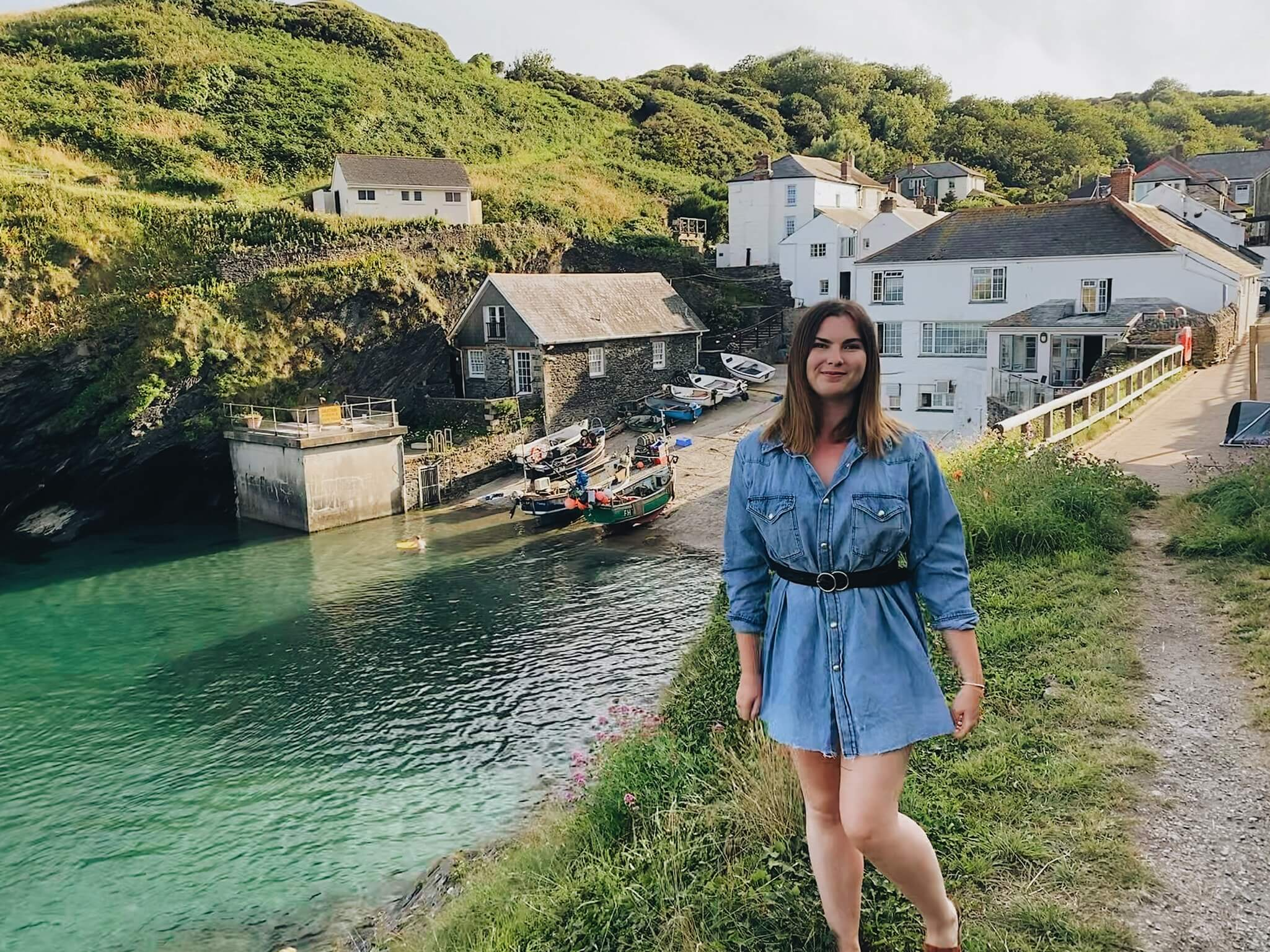 Portloe Cornwall weekend away