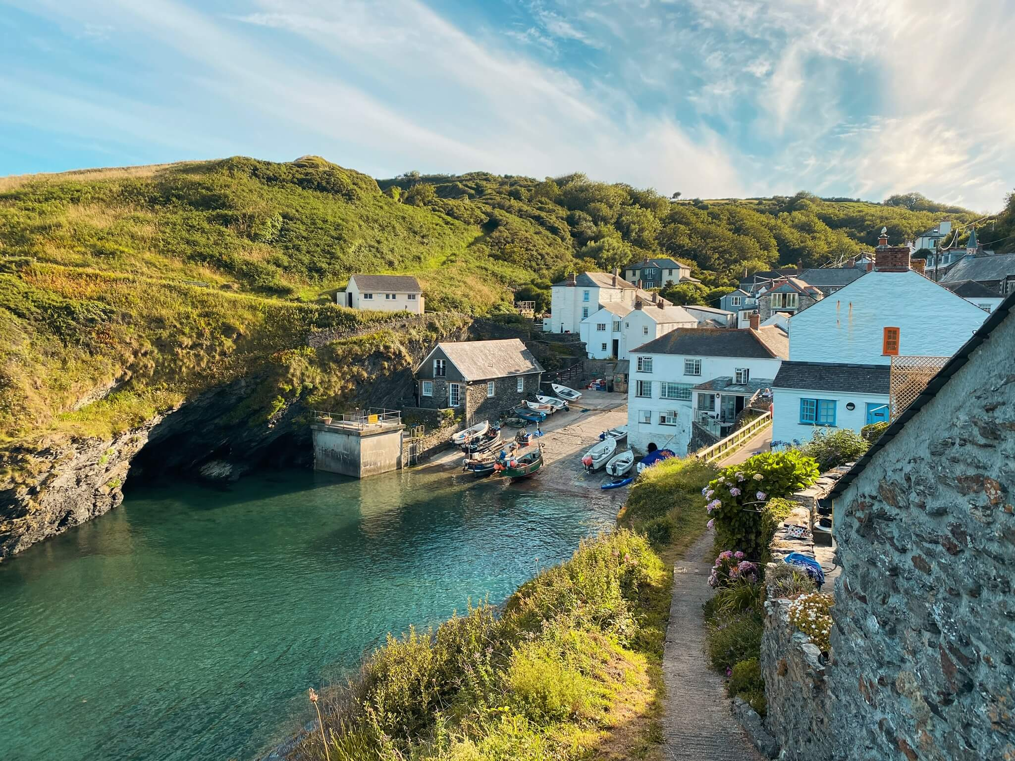 Portloe Cornwall (Where to stay in Cornwall)