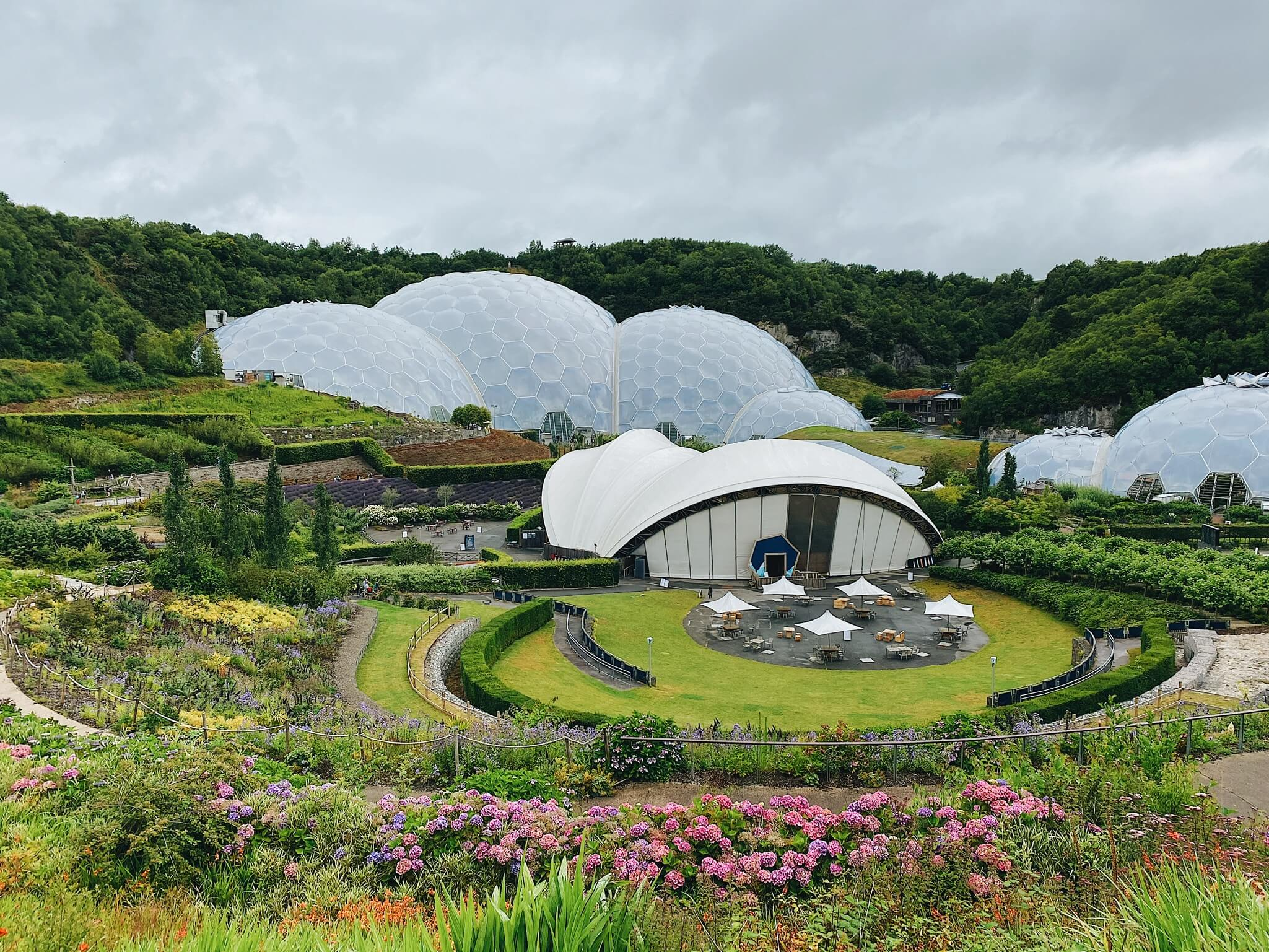 Eden Project (Best places to visit in Cornwall)