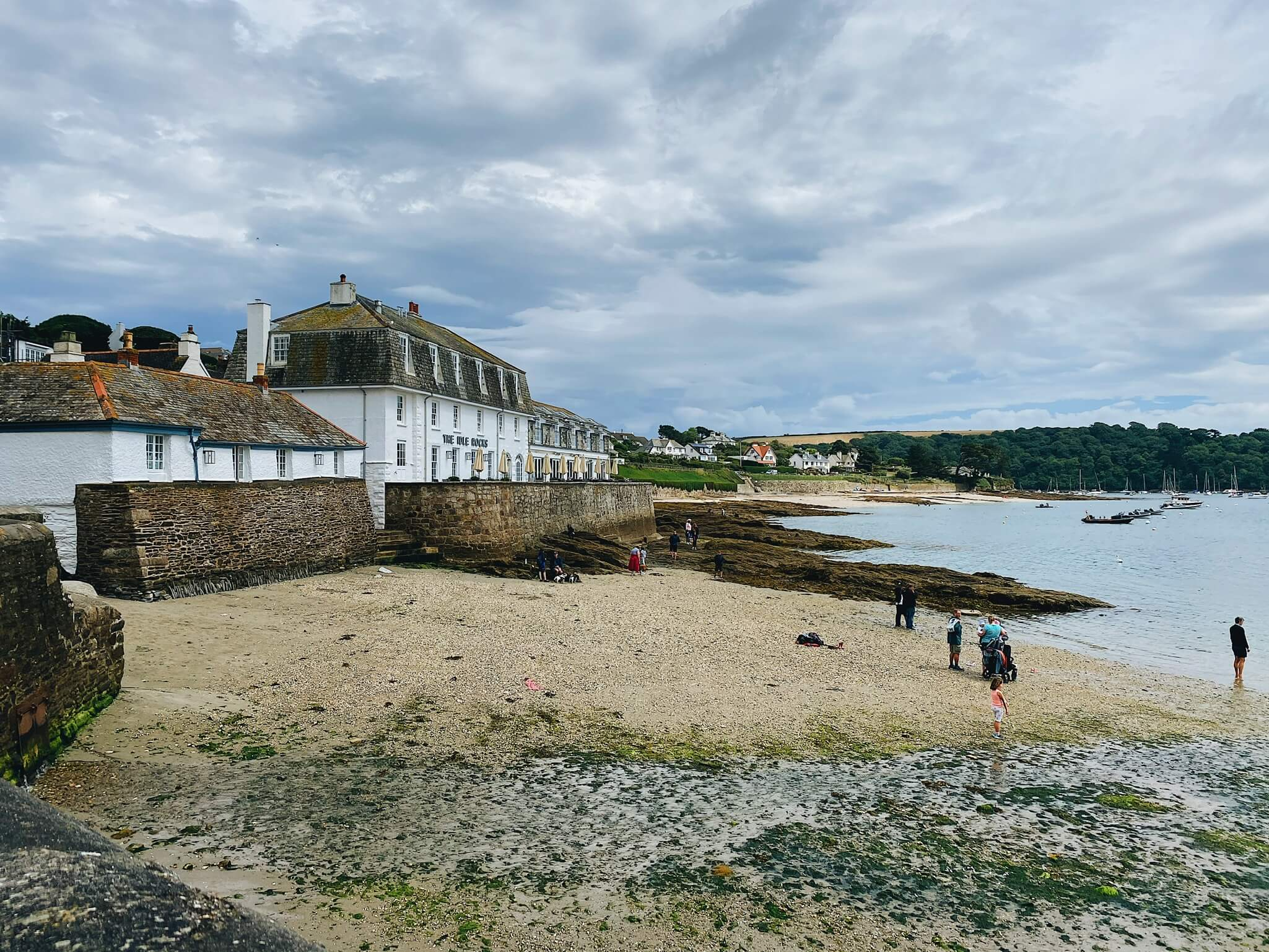 places to visit in Cornwall Saint Mawes