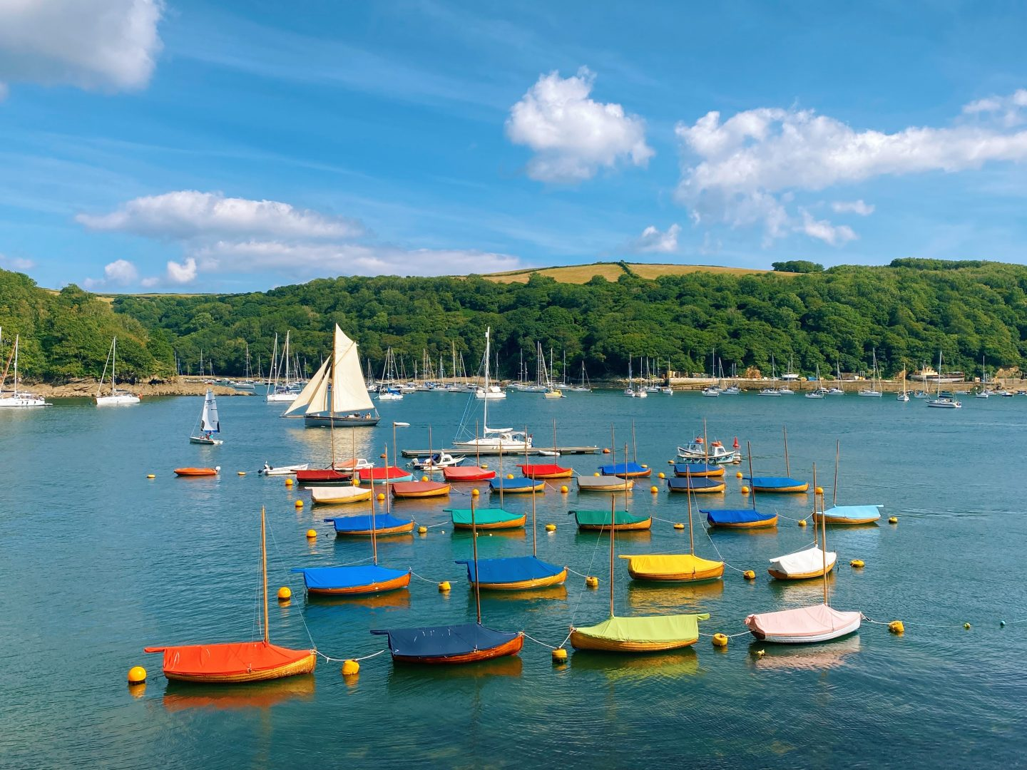 Best places to stay in Cornwall (Fowey)